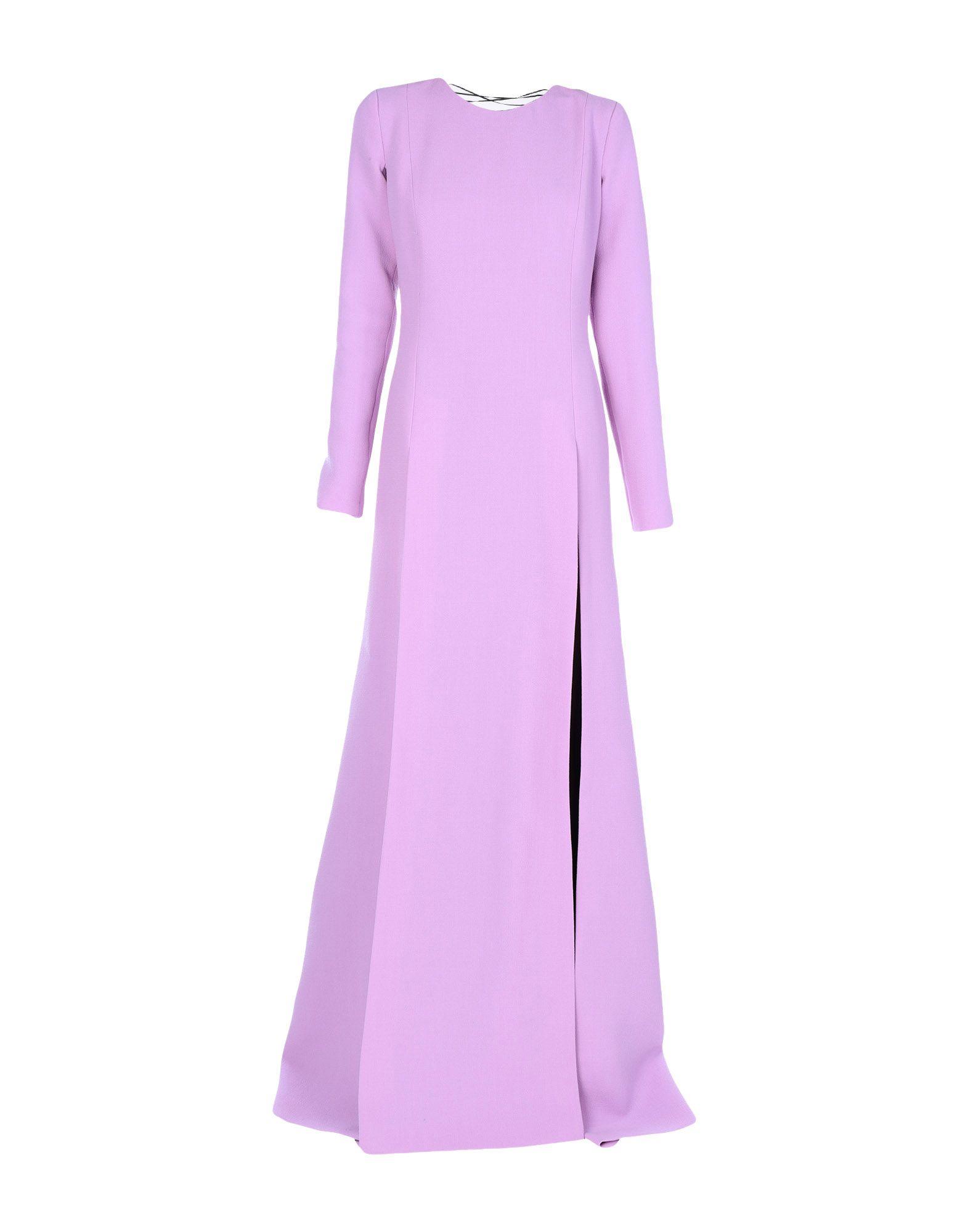 FAUSTO PUGLISI Длинное платье цена 2017