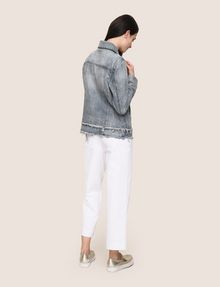 ARMANI EXCHANGE Jeansjacke Damen e