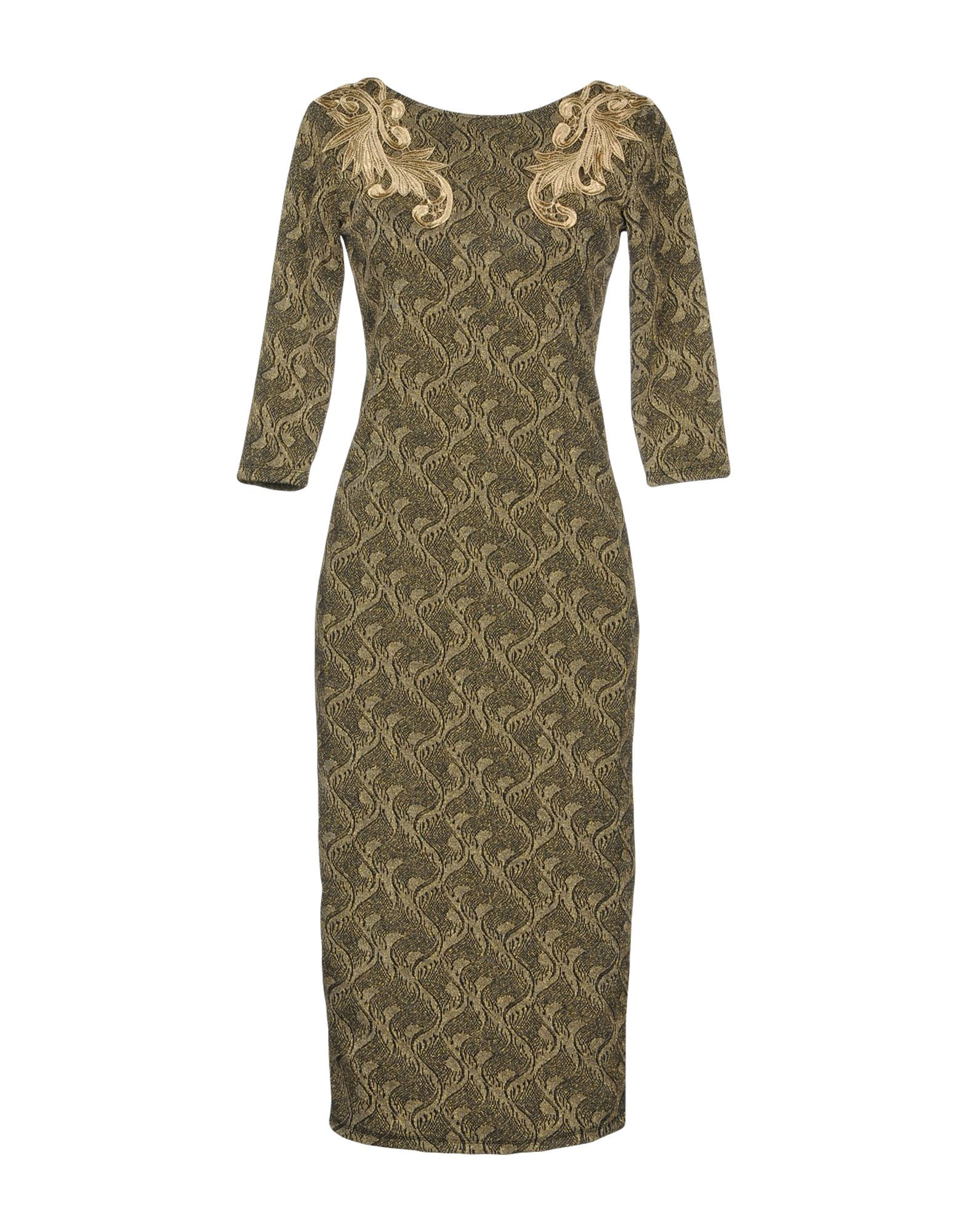 SOALLURE Платье длиной 3/4 tenax платье длиной 3 4