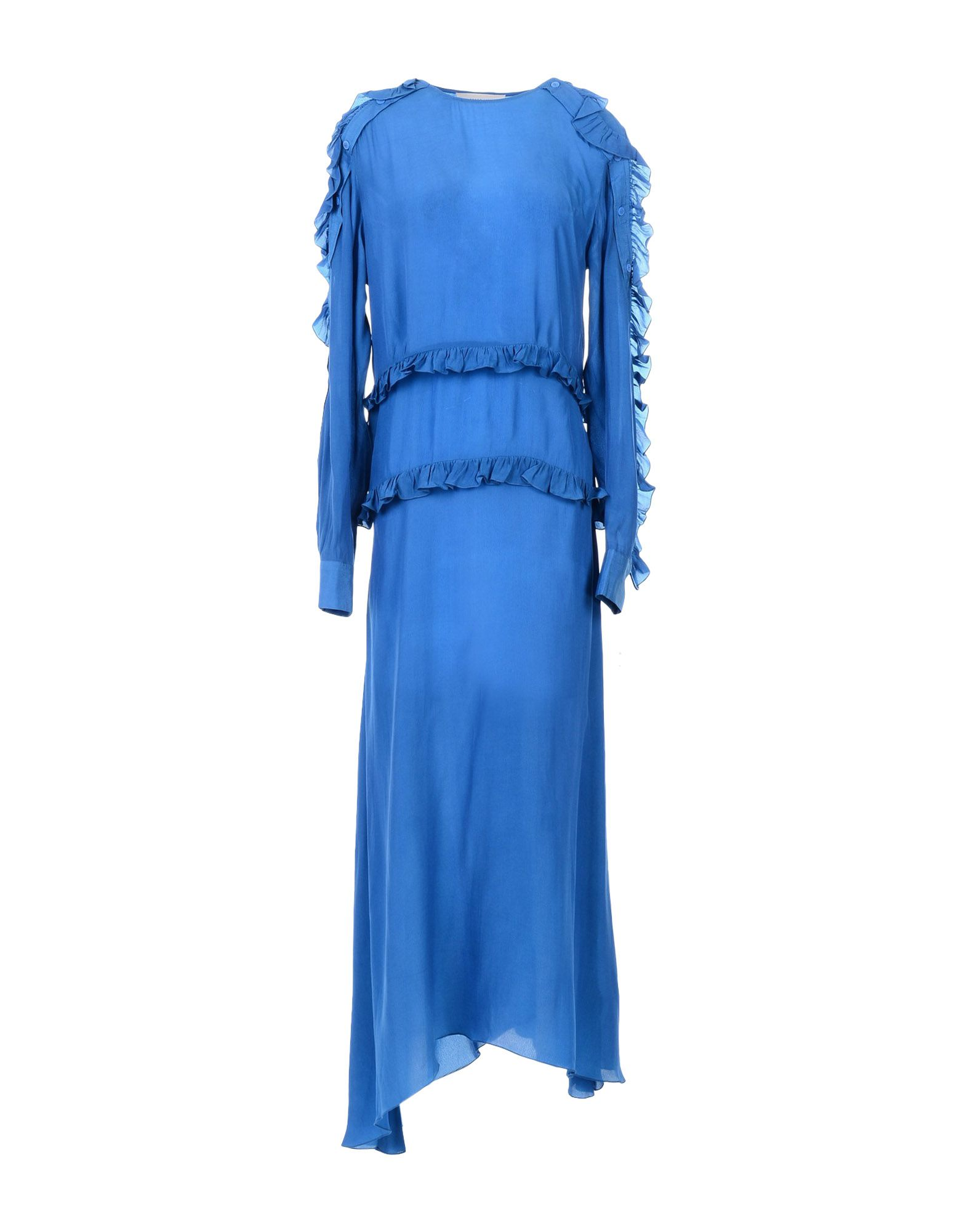 PREEN LINE Длинное платье женское платье line