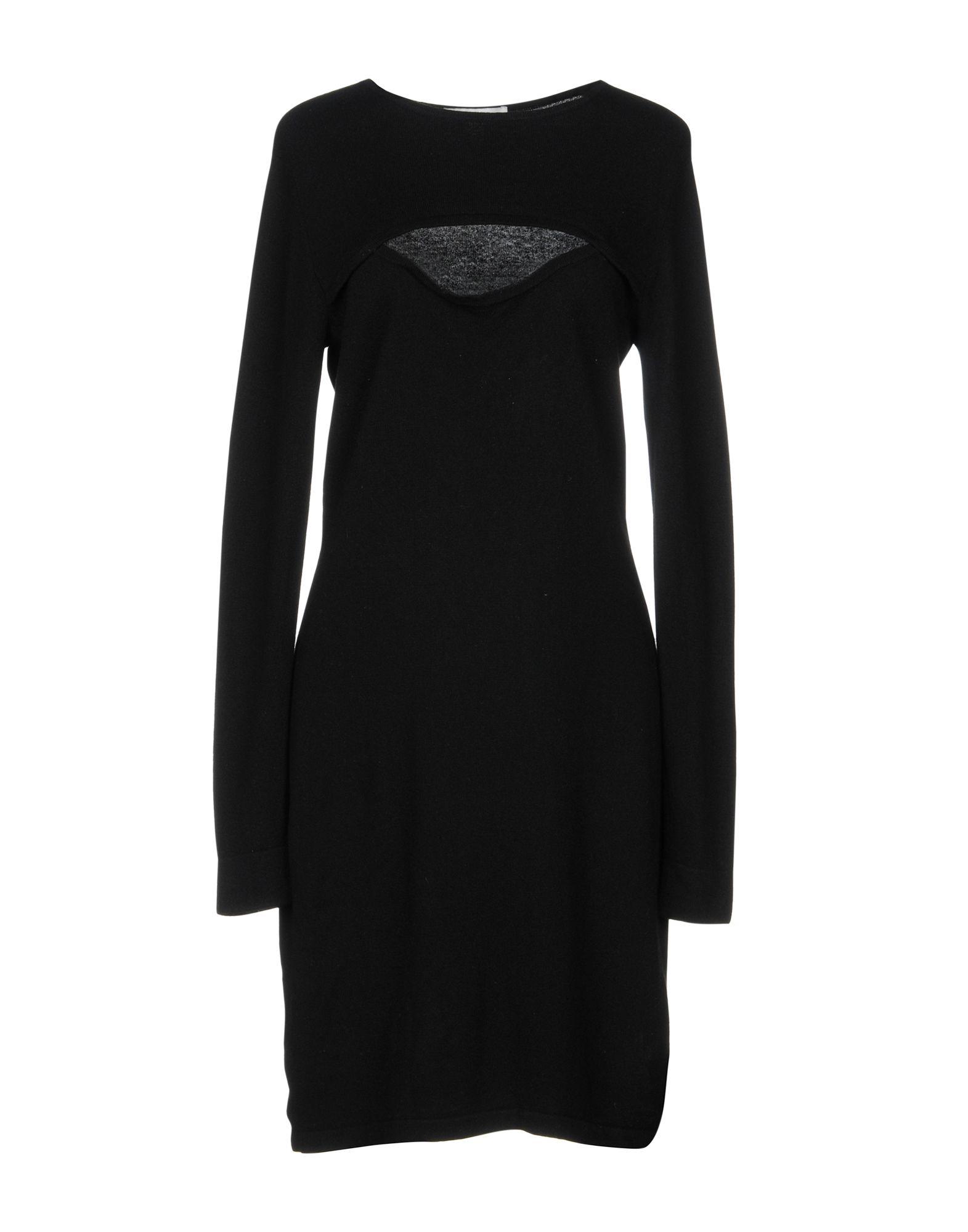 AUTUMN CASHMERE Короткое платье цена 2017