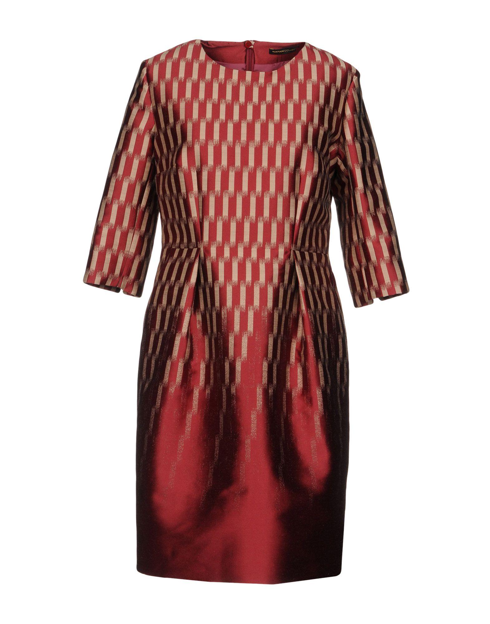 NATAN COLLECTION Короткое платье