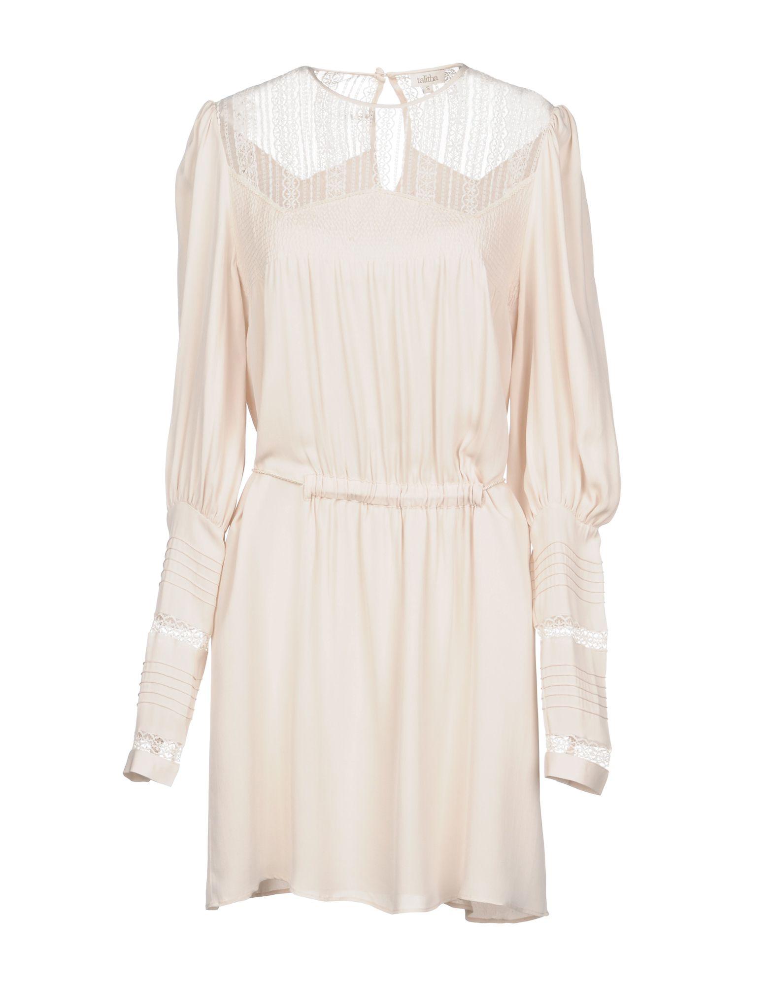 TALITHA Короткое платье kalypso7 короткое платье