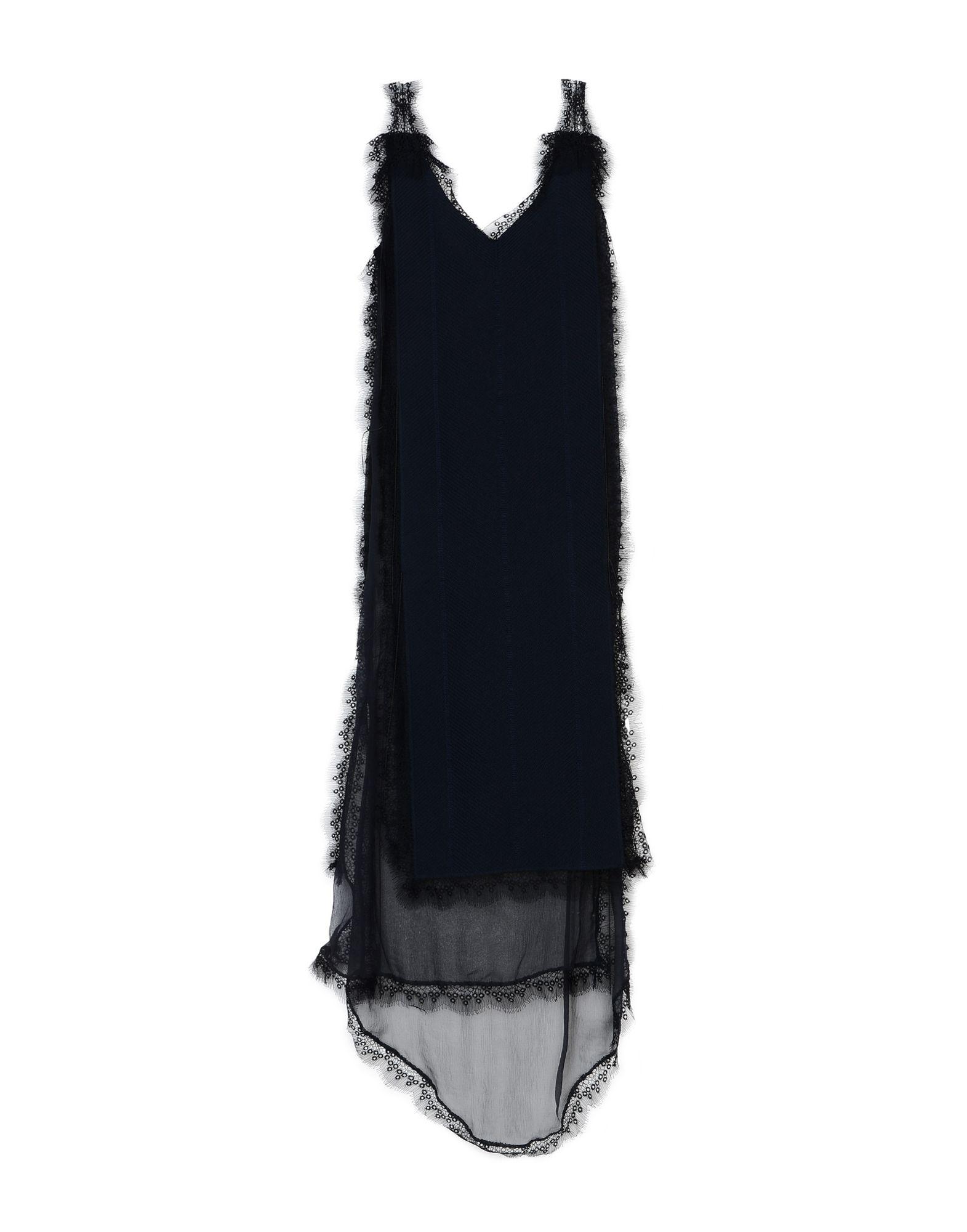 FENDI Платье длиной 3/4 fendi юбка длиной 3 4