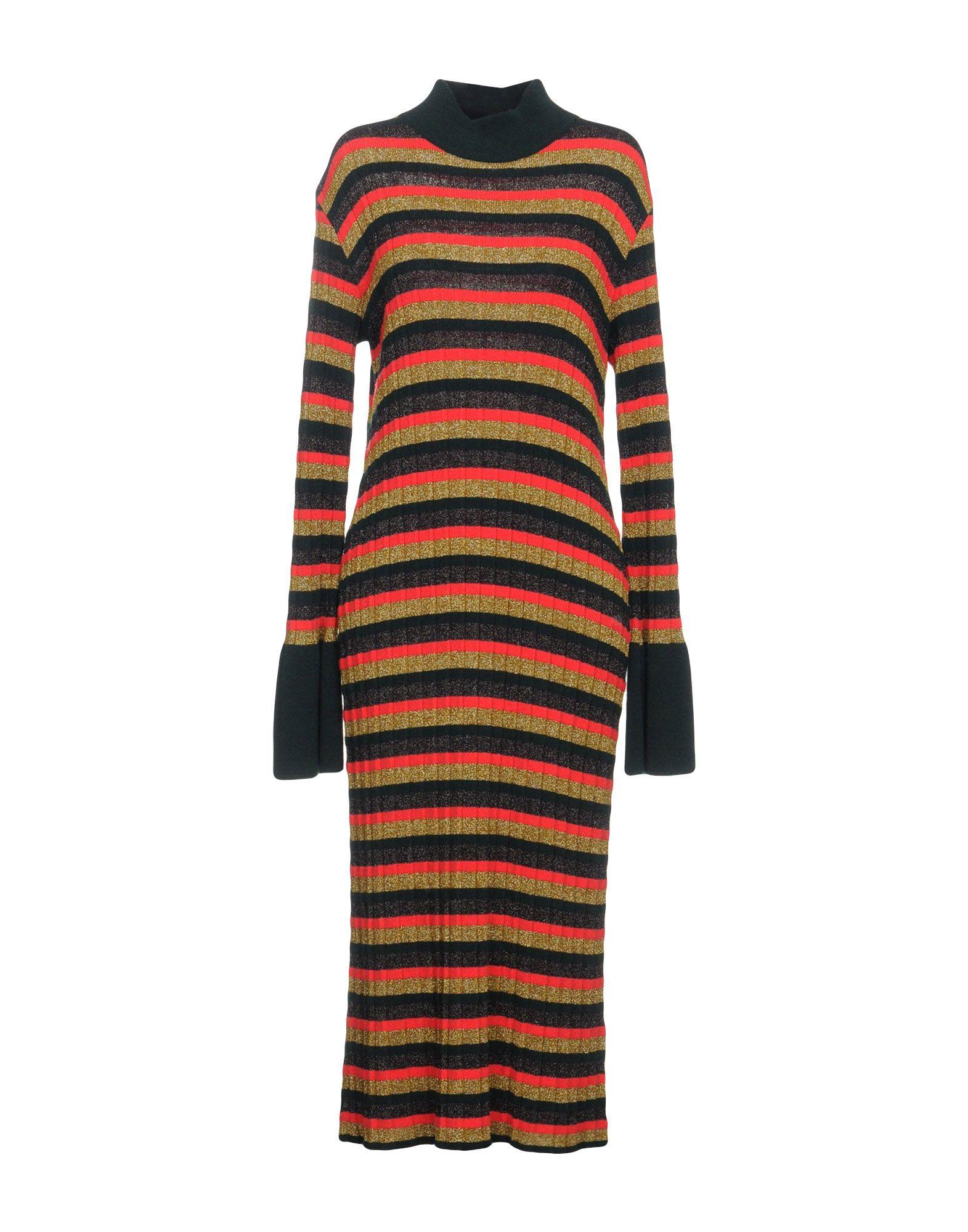 ALYSI Платье длиной 3/4 tenax платье длиной 3 4