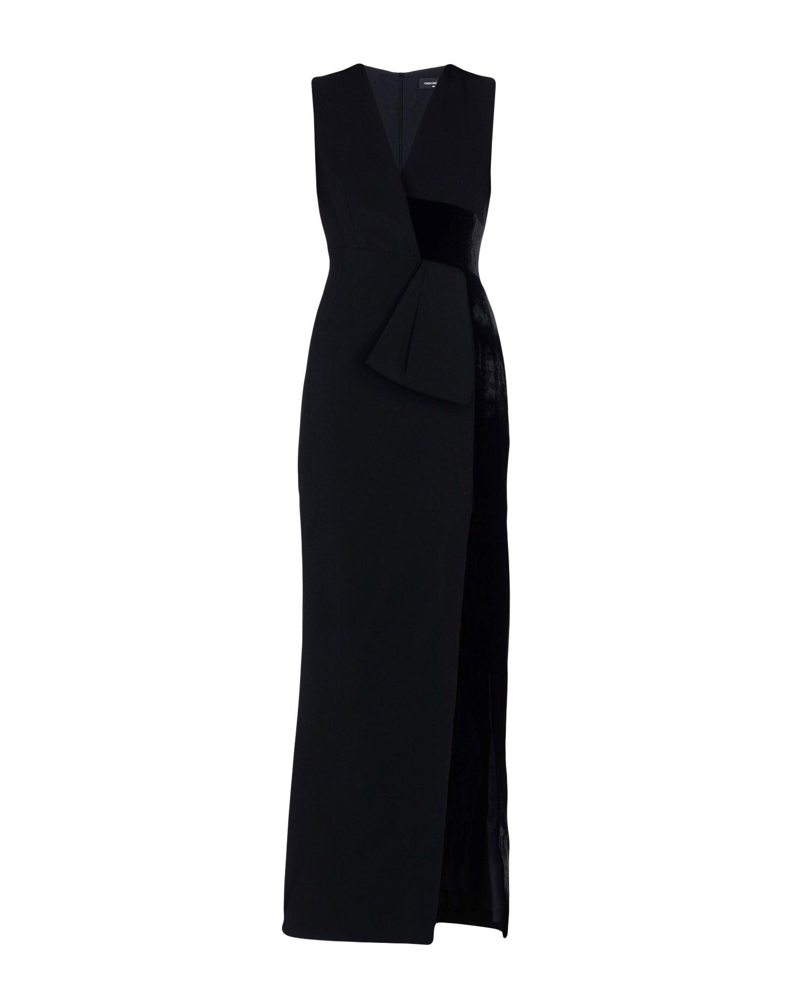 MARIA GRAZIA SEVERI Длинное платье