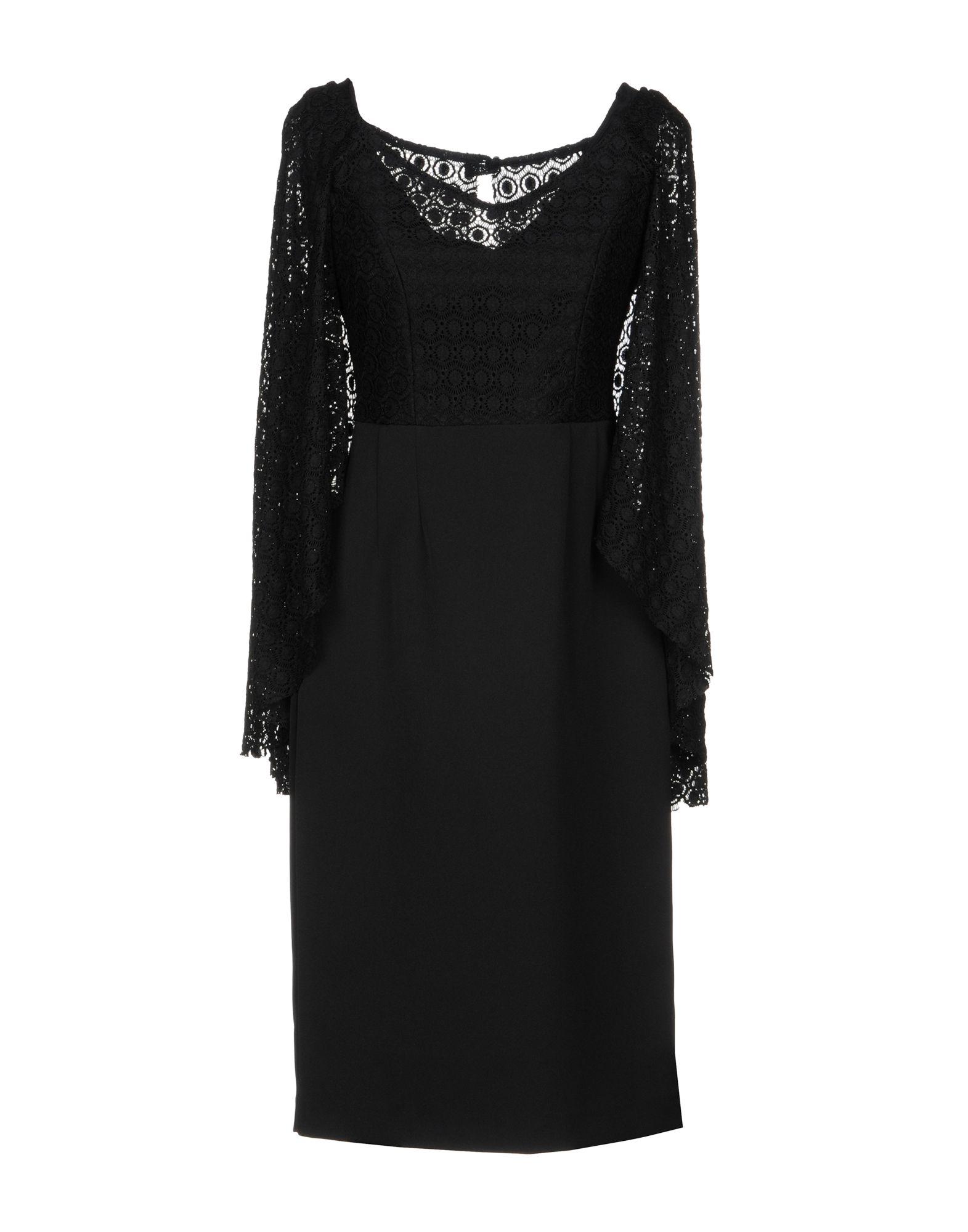 SONIA FORTUNA Платье до колена цена 2017