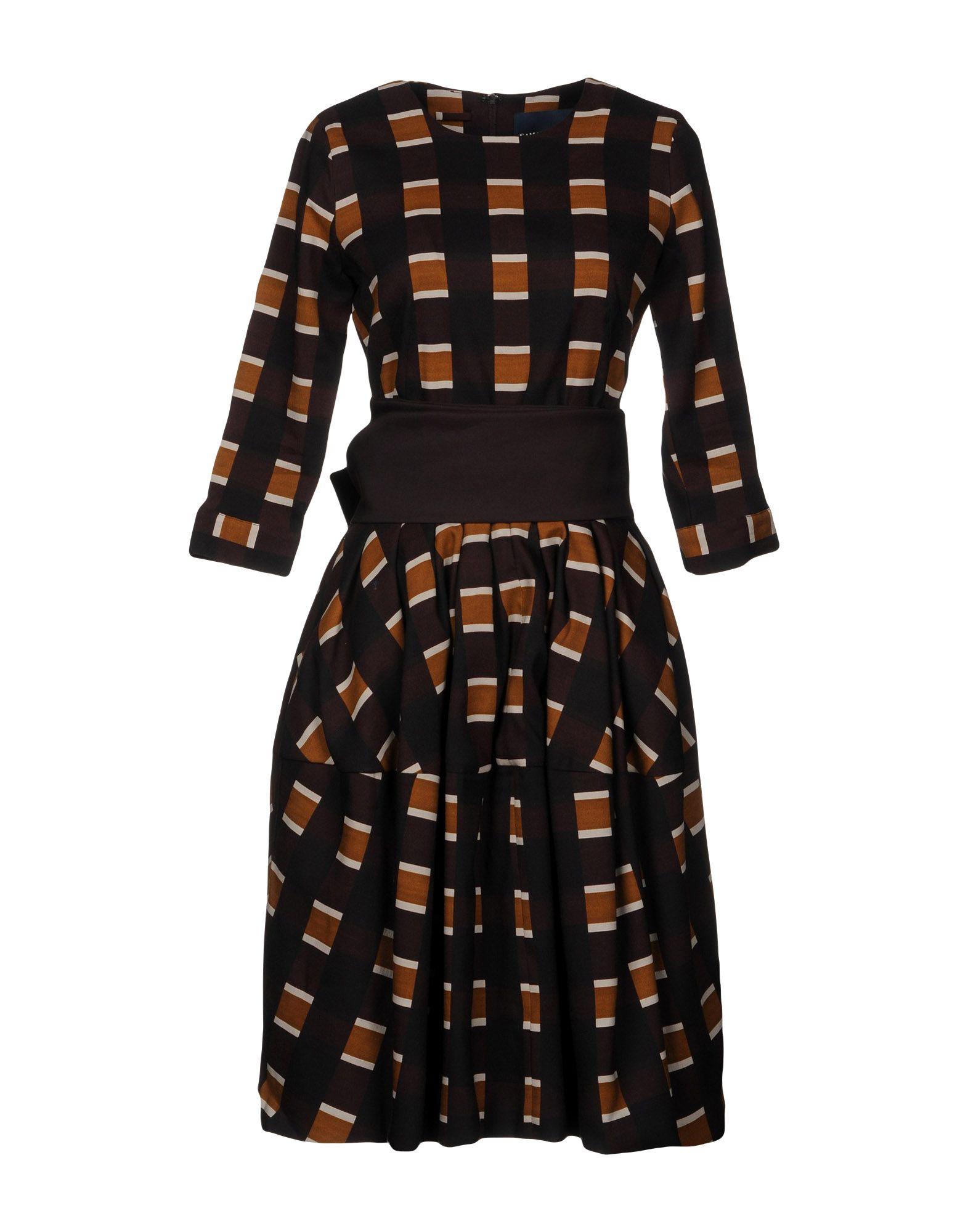 SAMANTHA SUNG Платье до колена стулья для салона hye sung