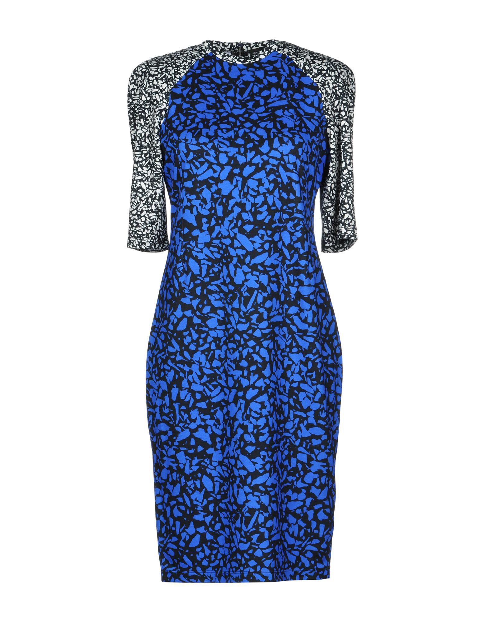 JONATHAN SAUNDERS Короткое платье цена 2017