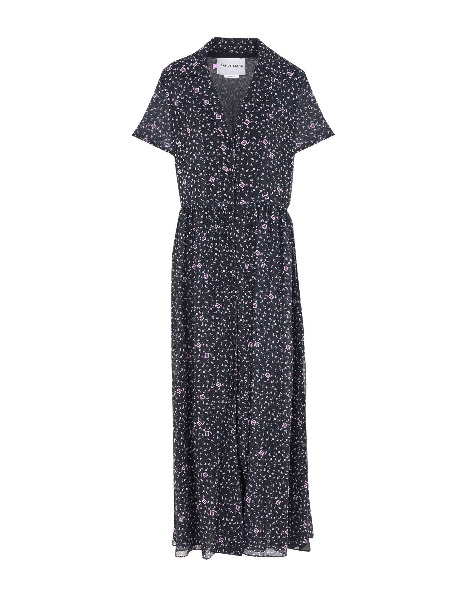 цены SANDY LIANG Длинное платье