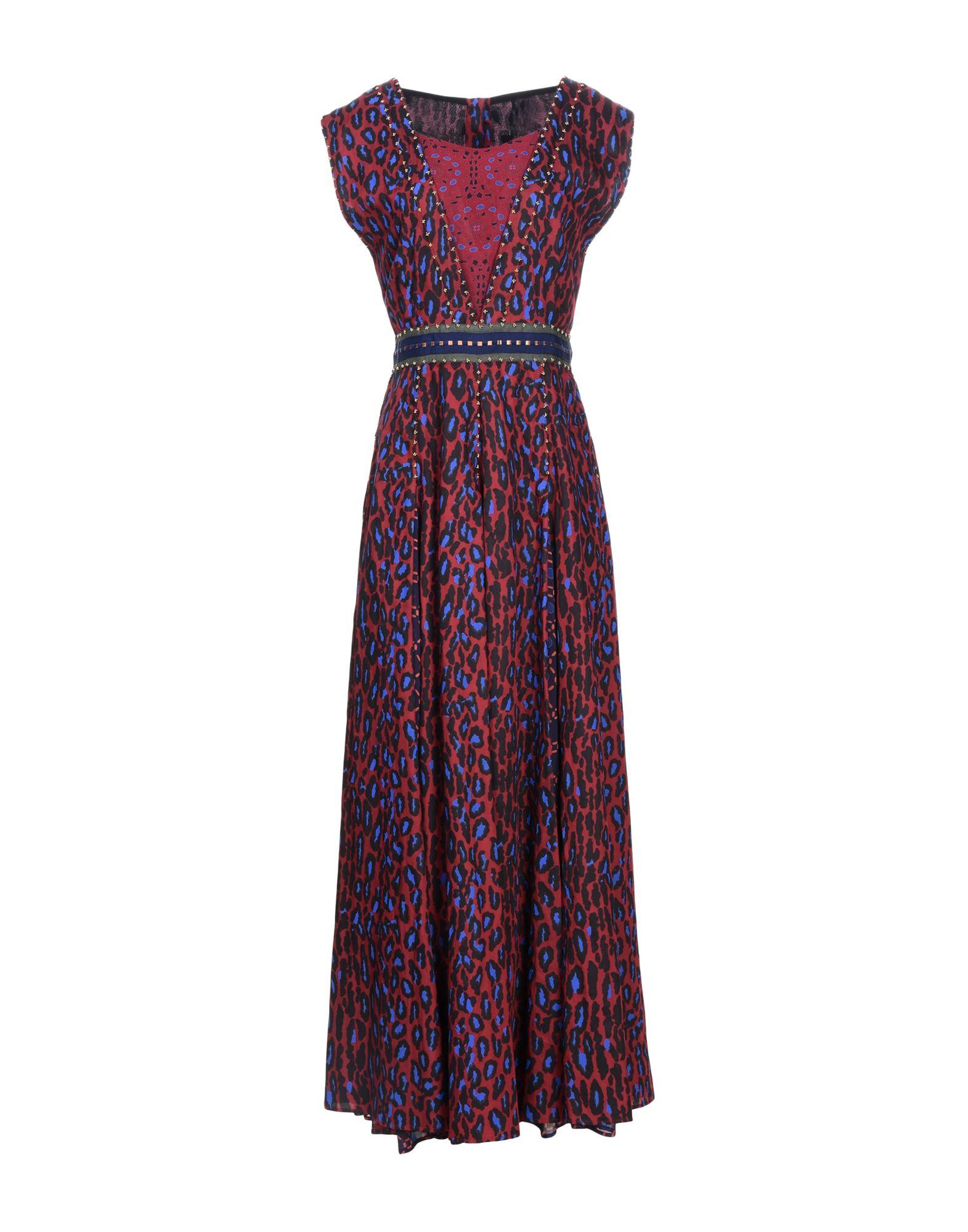 MICHEL KLEIN Длинное платье cher michel klein шелковое платье