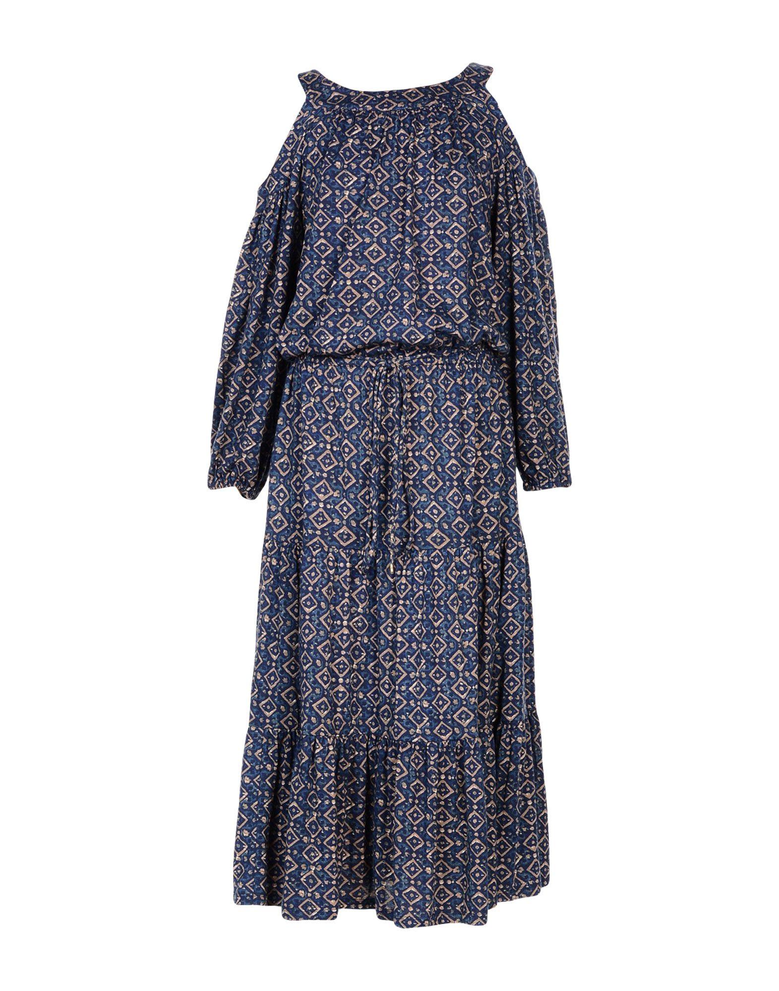 LAUREN RALPH LAUREN Платье длиной 3/4 ralph lauren black label платье длиной 3 4