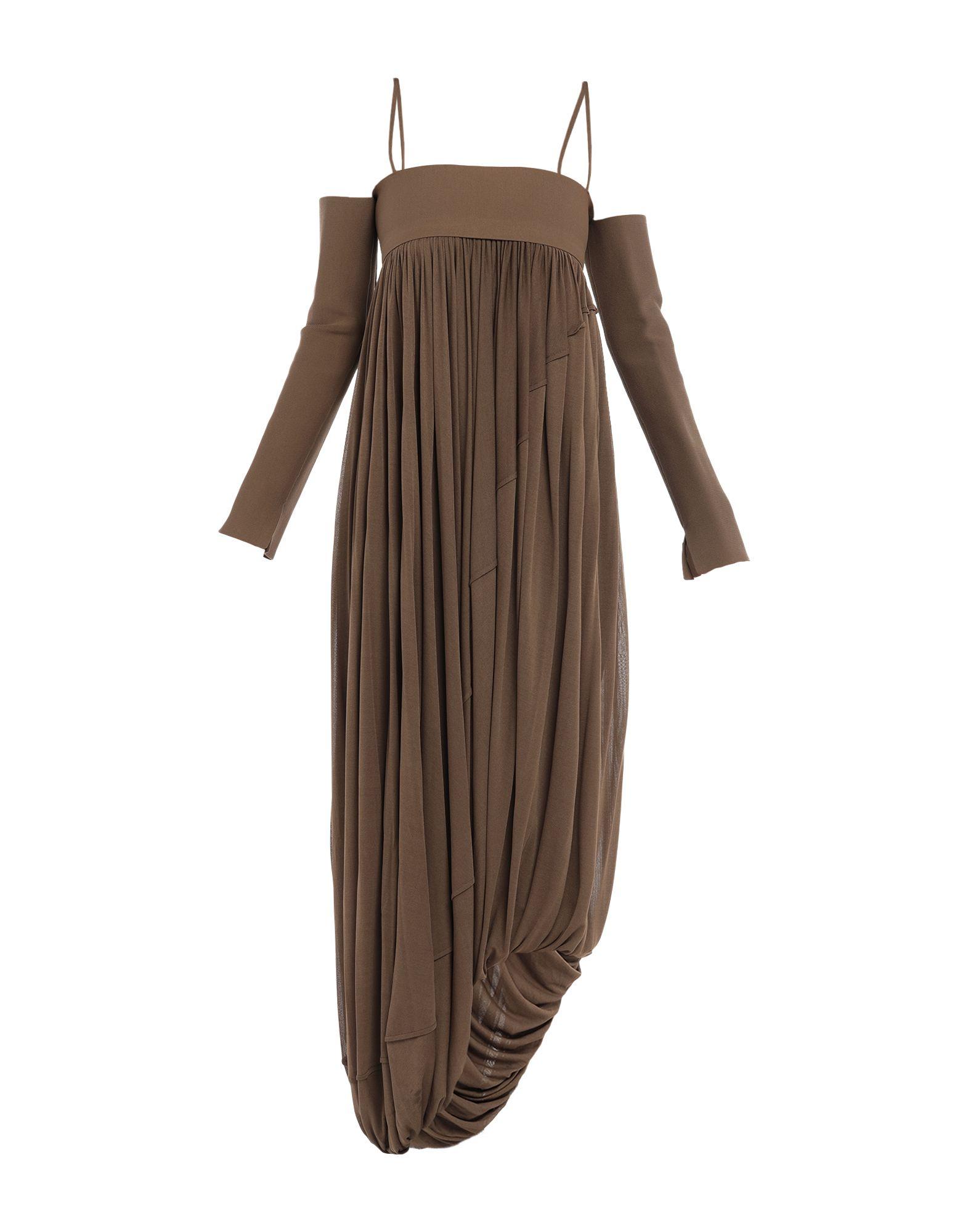 CELINE Длинное платье