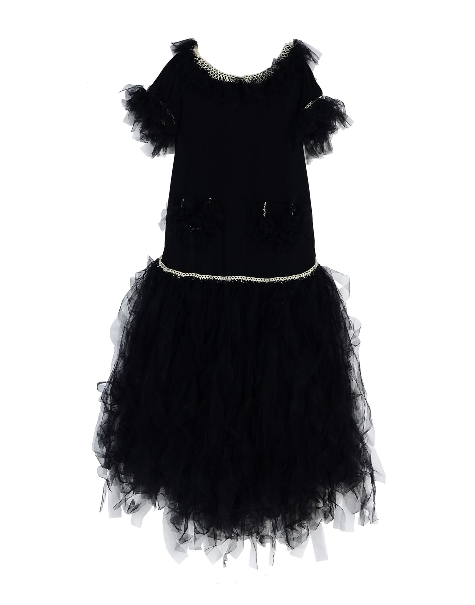 MOSCHINO Платье длиной 3/4 moschino mw0413 moschino page 4