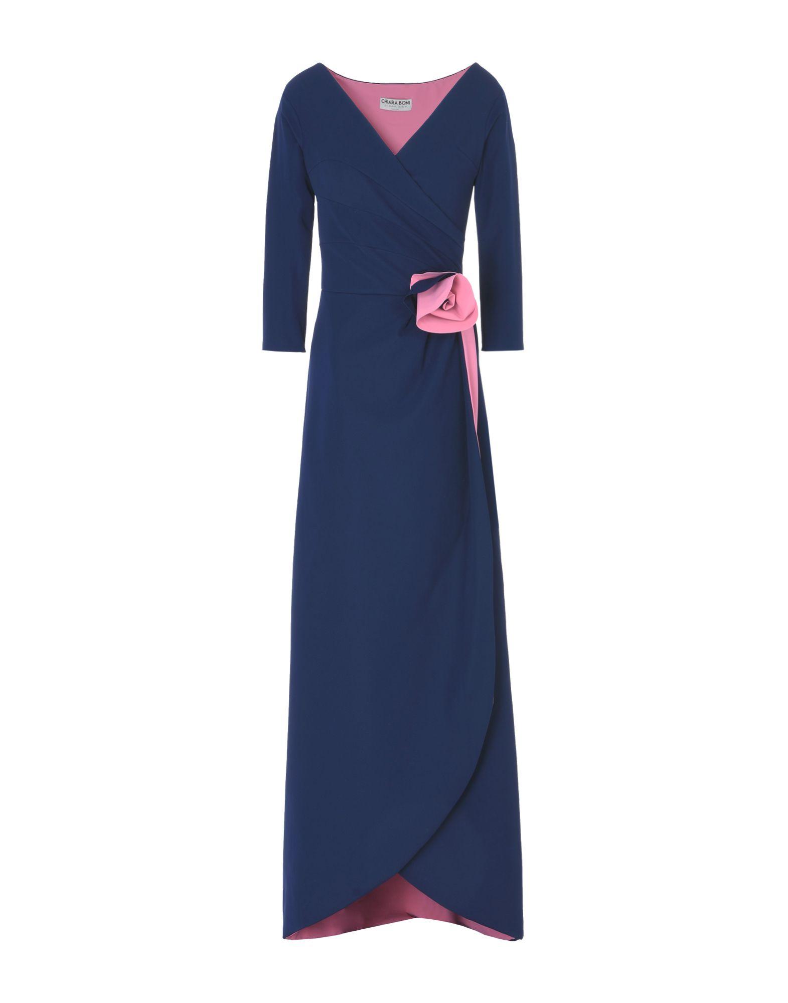CHIARA BONI LA PETITE ROBE Длинное платье цена 2017