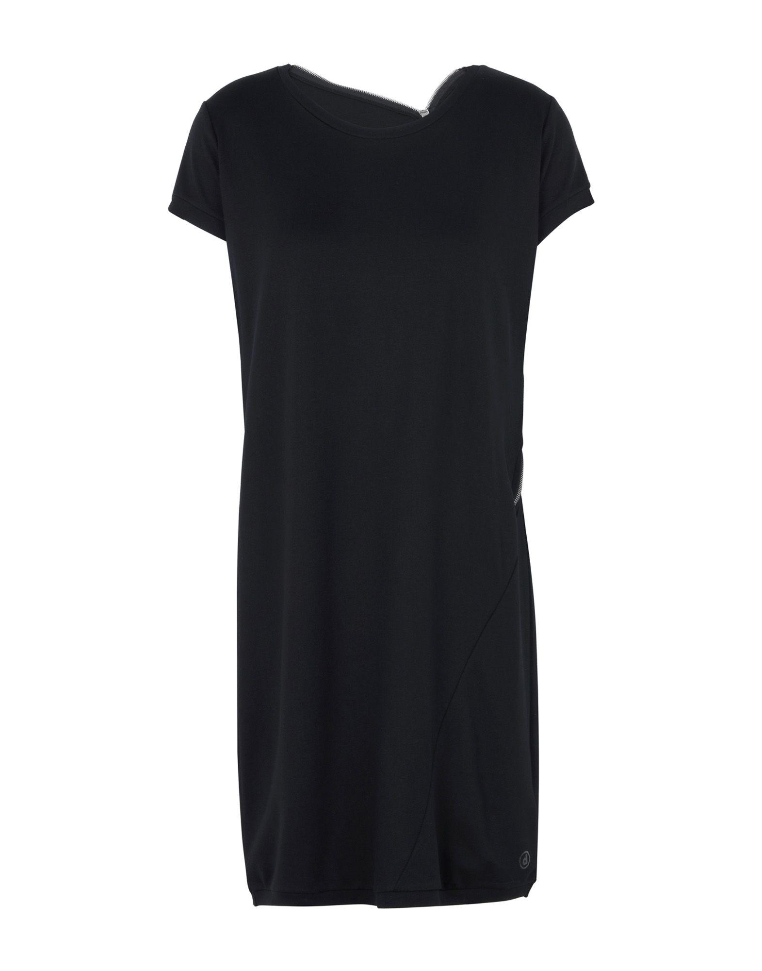 DIMENSIONE DANZA Damen Kurzes Kleid Farbe Schwarz Größe 6