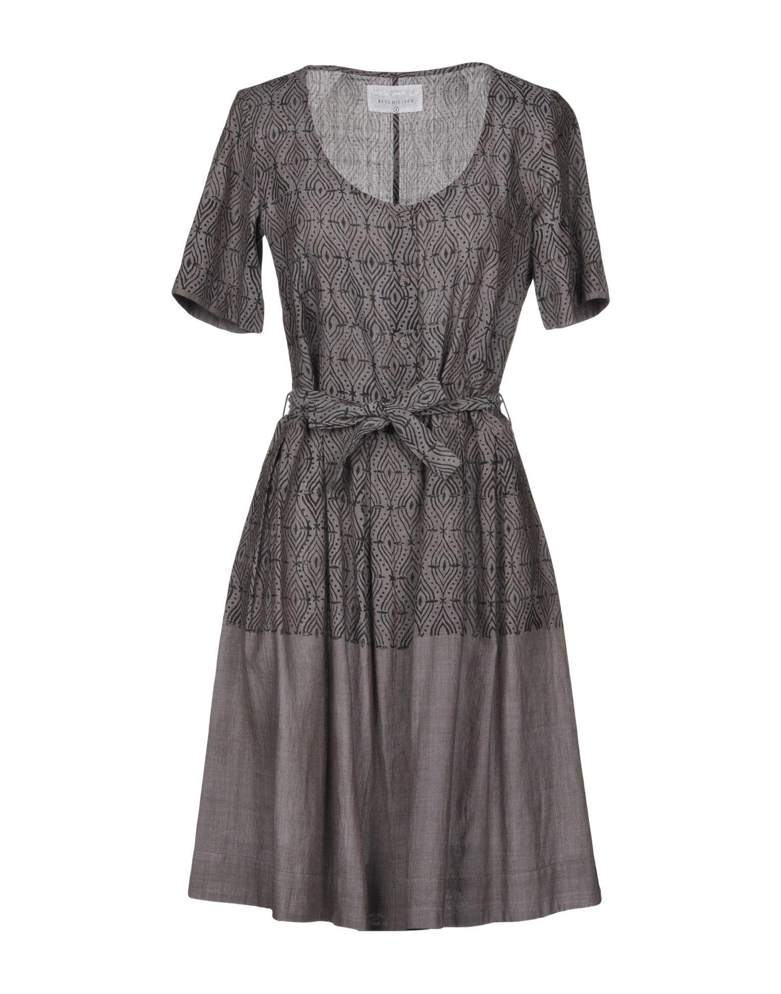 KHADI AND CO. Короткое платье khadi and co палантин