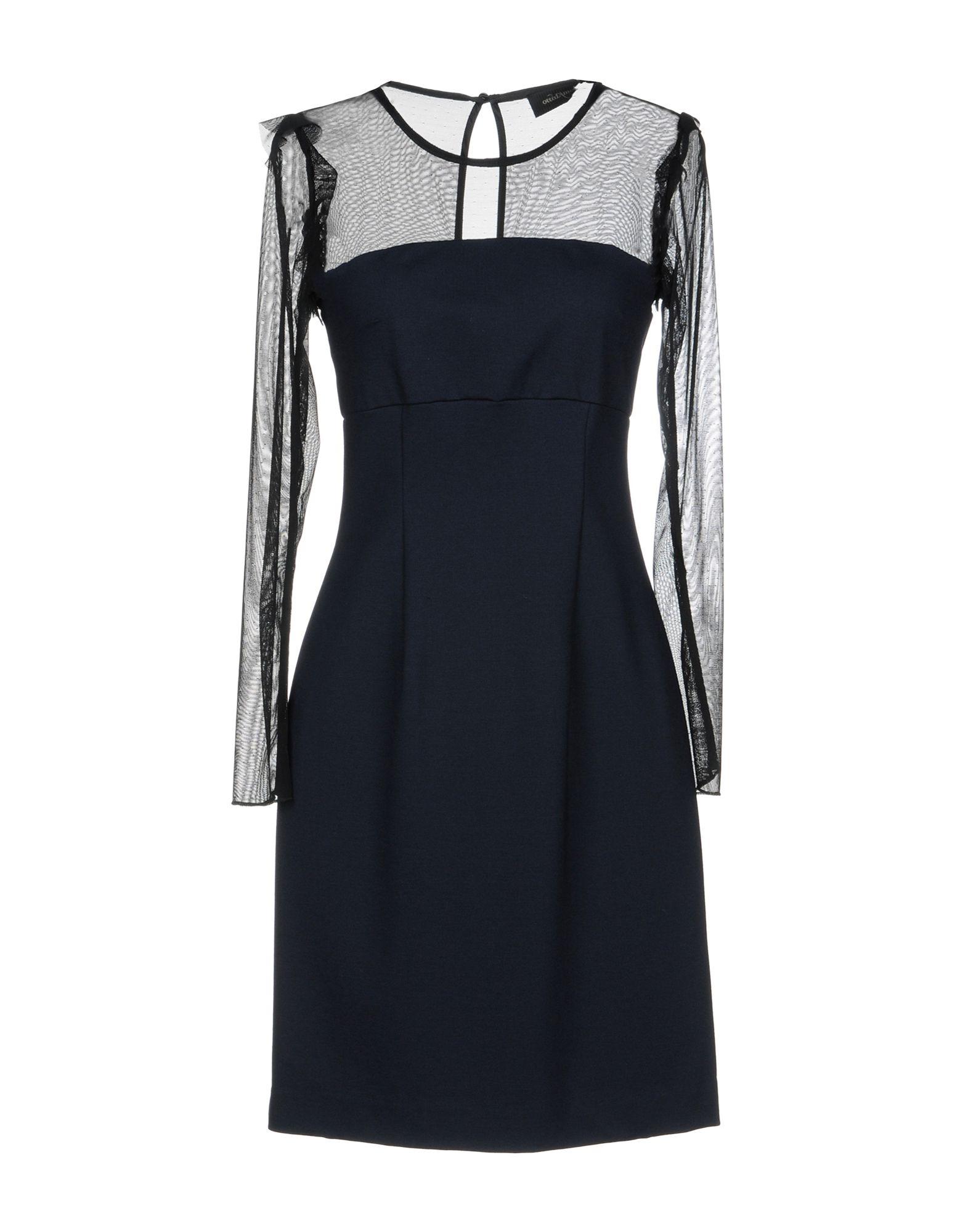 OTTOD'AME Короткое платье платье