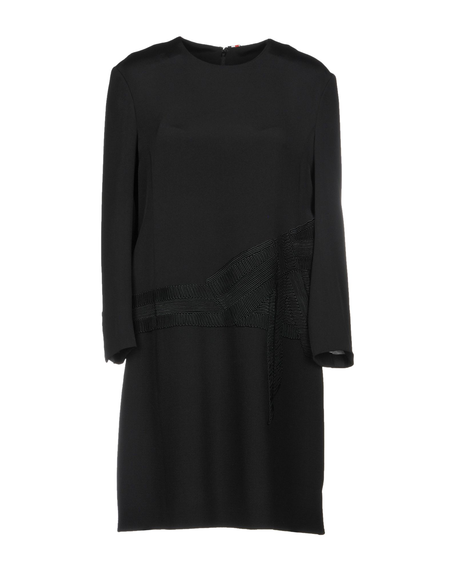 THOM BROWNE Короткое платье thom browne топ без рукавов