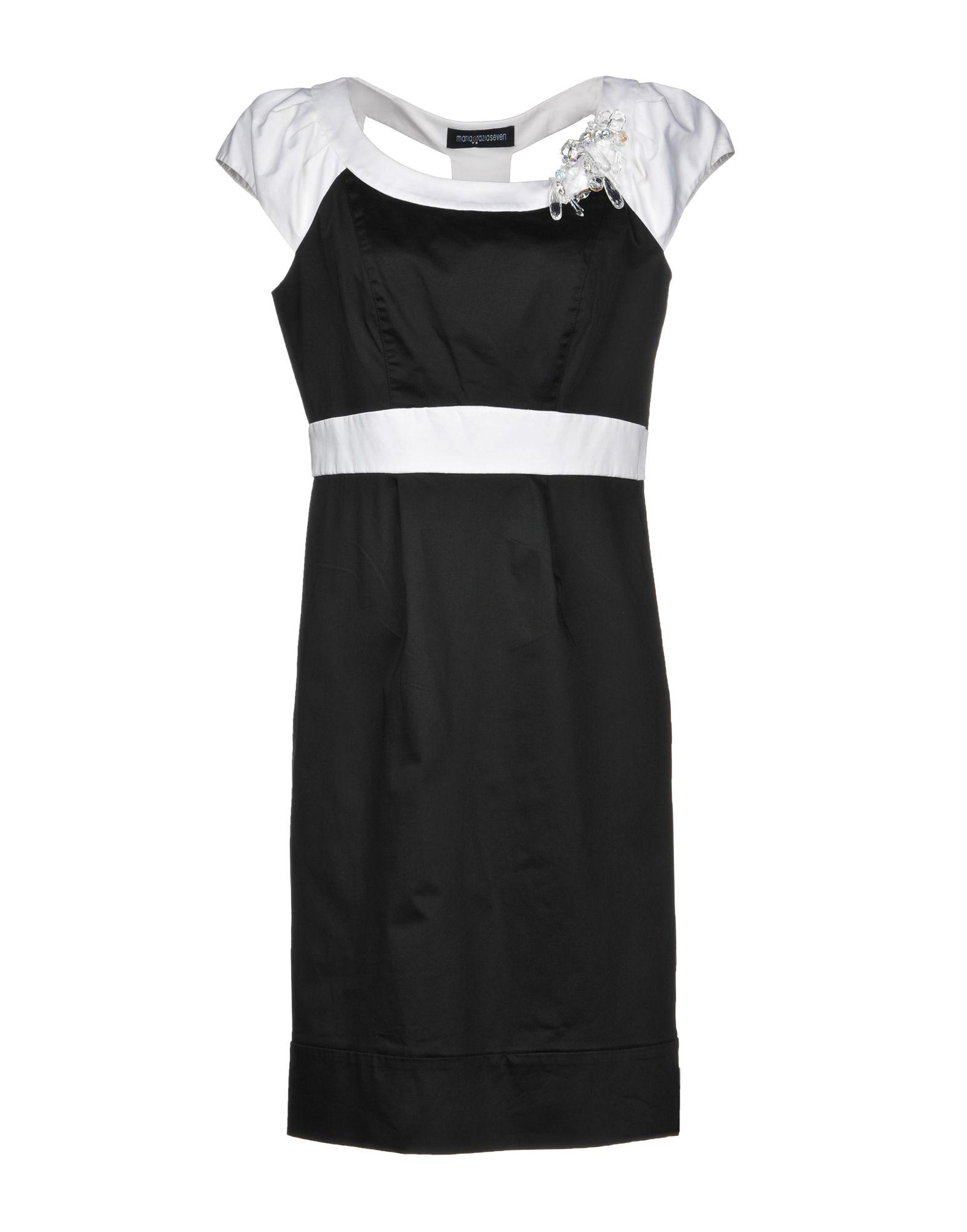 MARIA GRAZIA SEVERI Короткое платье