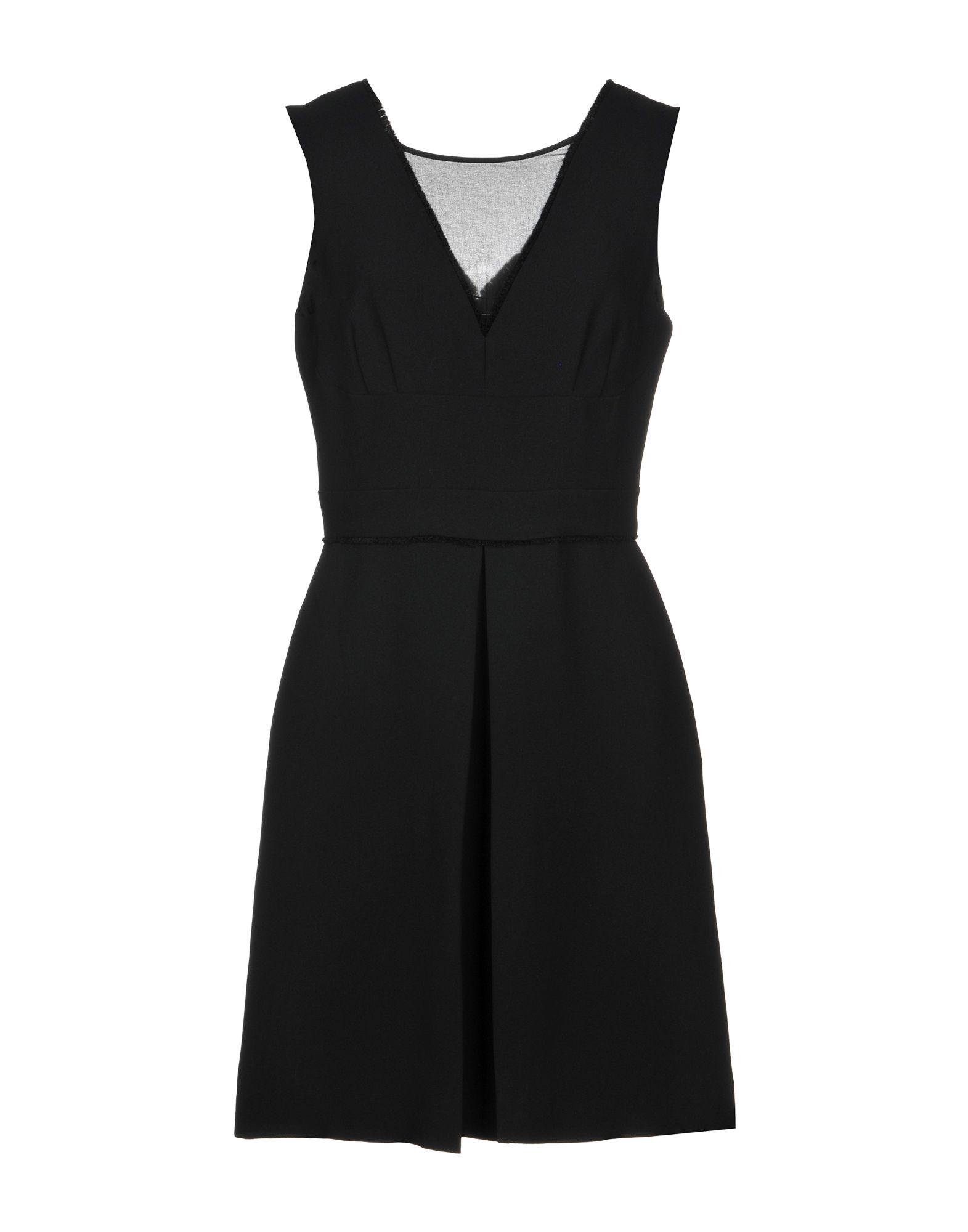 TER DE CARACTÈRE Короткое платье