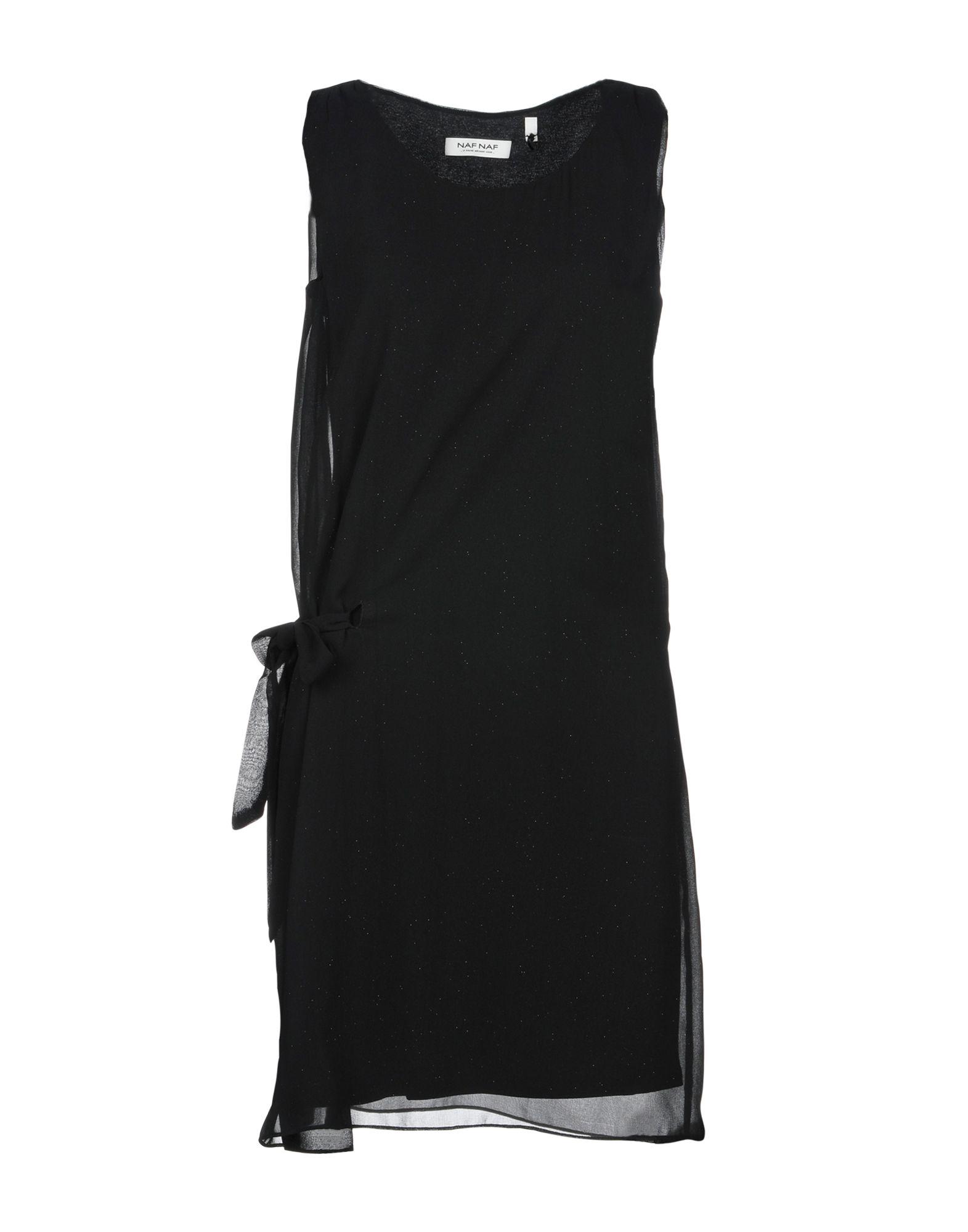 NAF NAF Короткое платье платье naf naf naf naf na018ewptb64