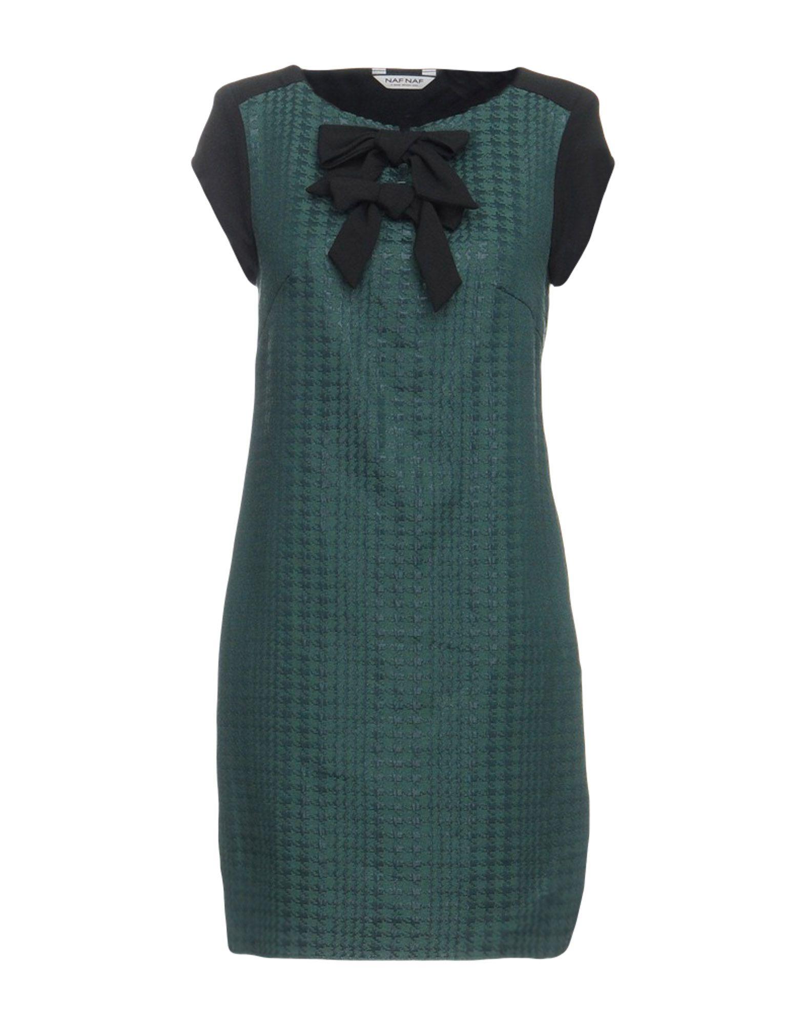 NAF  Короткое платье