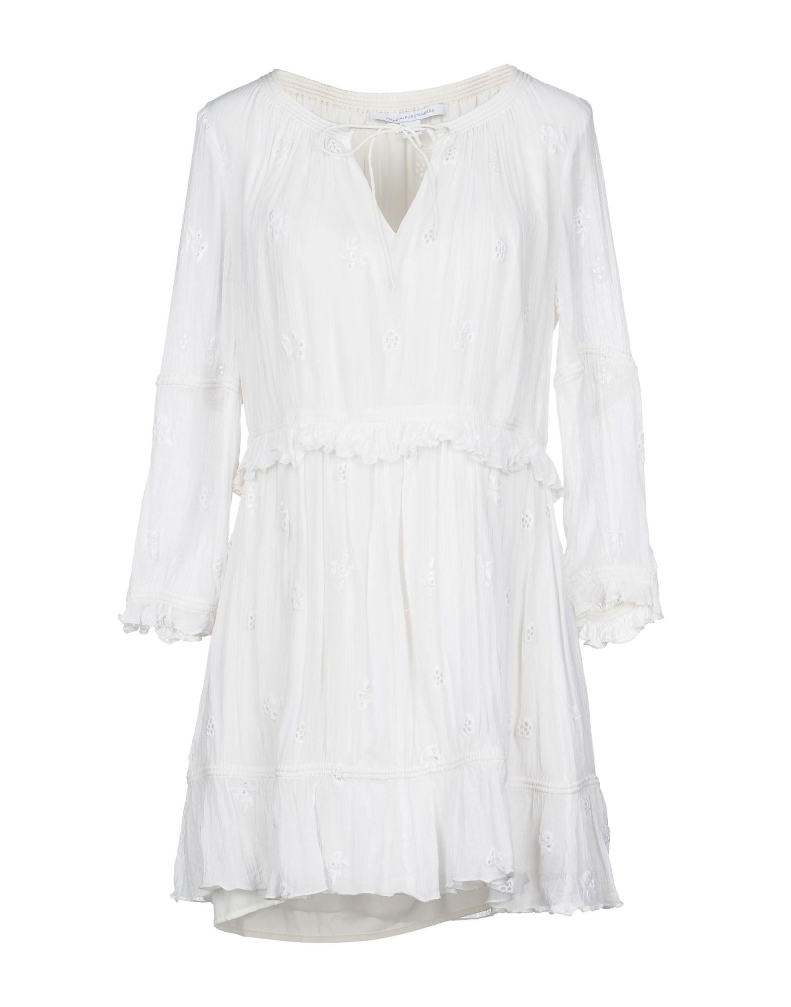 DIANE VON FURSTENBERG Короткое платье achillea короткое платье