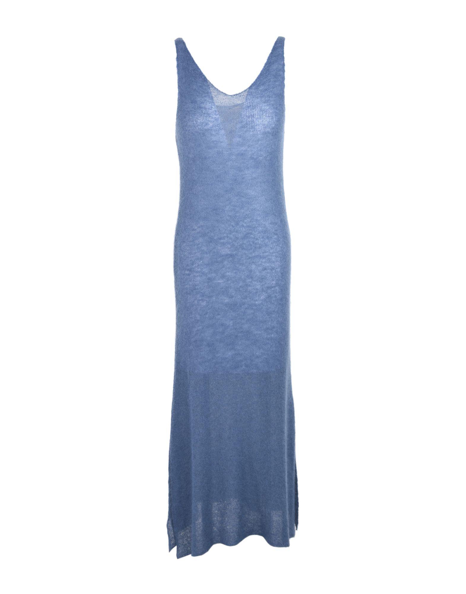 SOHO DE LUXE Платье длиной 3/4 soho de luxe футболка с короткими рукавами