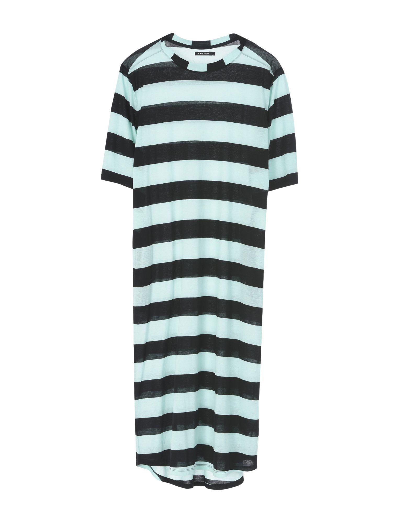 5PREVIEW Платье длиной 3/4 платье 3 в 1
