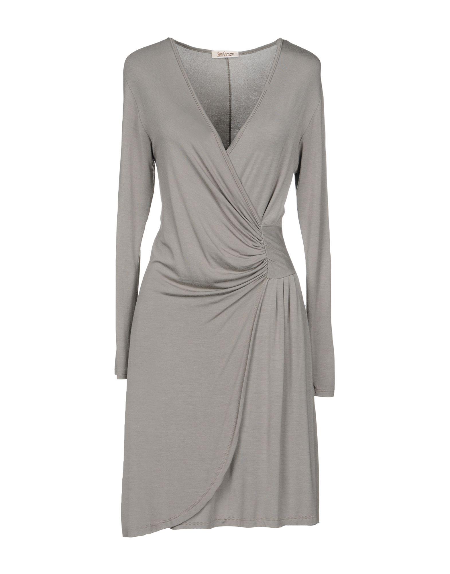 все цены на SEM VACCARO Короткое платье онлайн