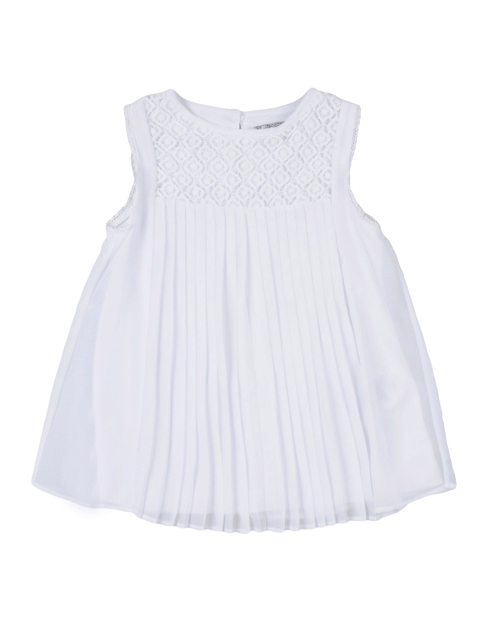 MAYORAL Dress in White