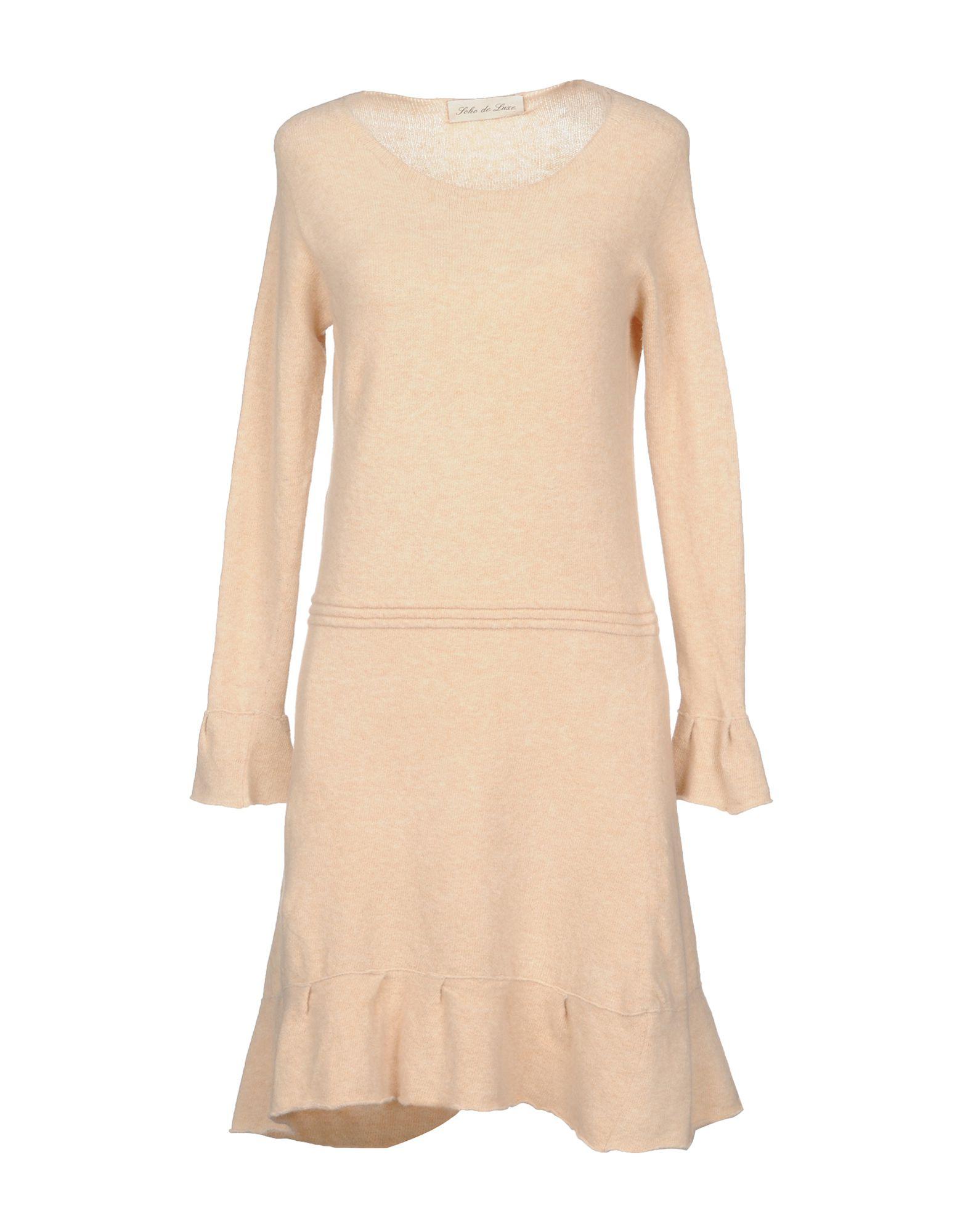 SOHO DE LUXE Короткое платье