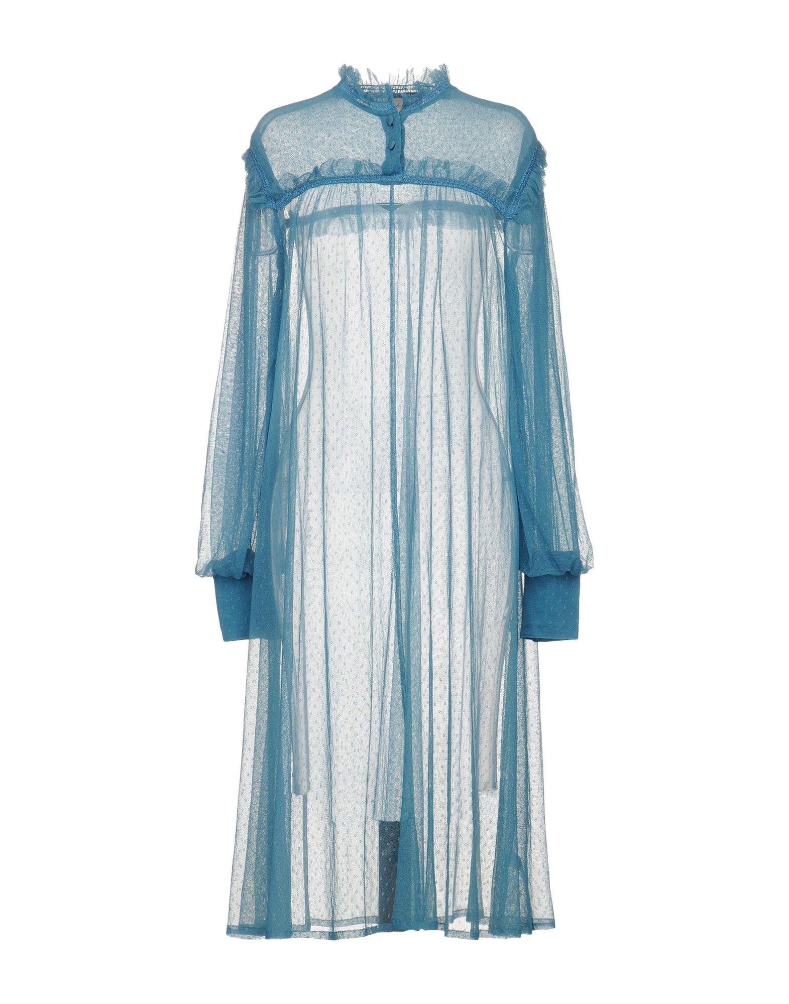 SOHO DE LUXE Платье длиной 3/4 soho de luxe легкое пальто