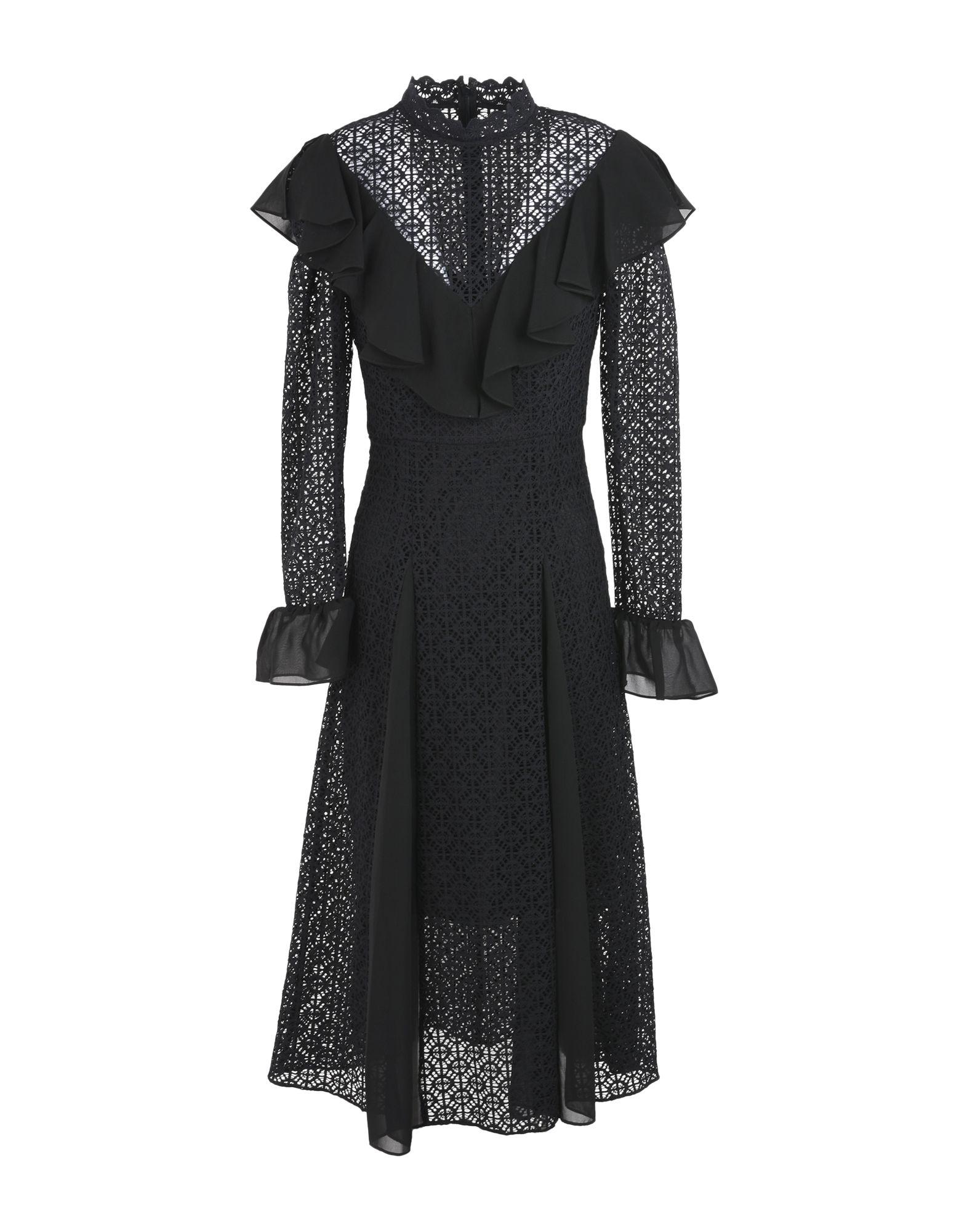 TEMPERLEY LONDON Платье длиной 3/4 платье alice by temperley платья и сарафаны макси длинные