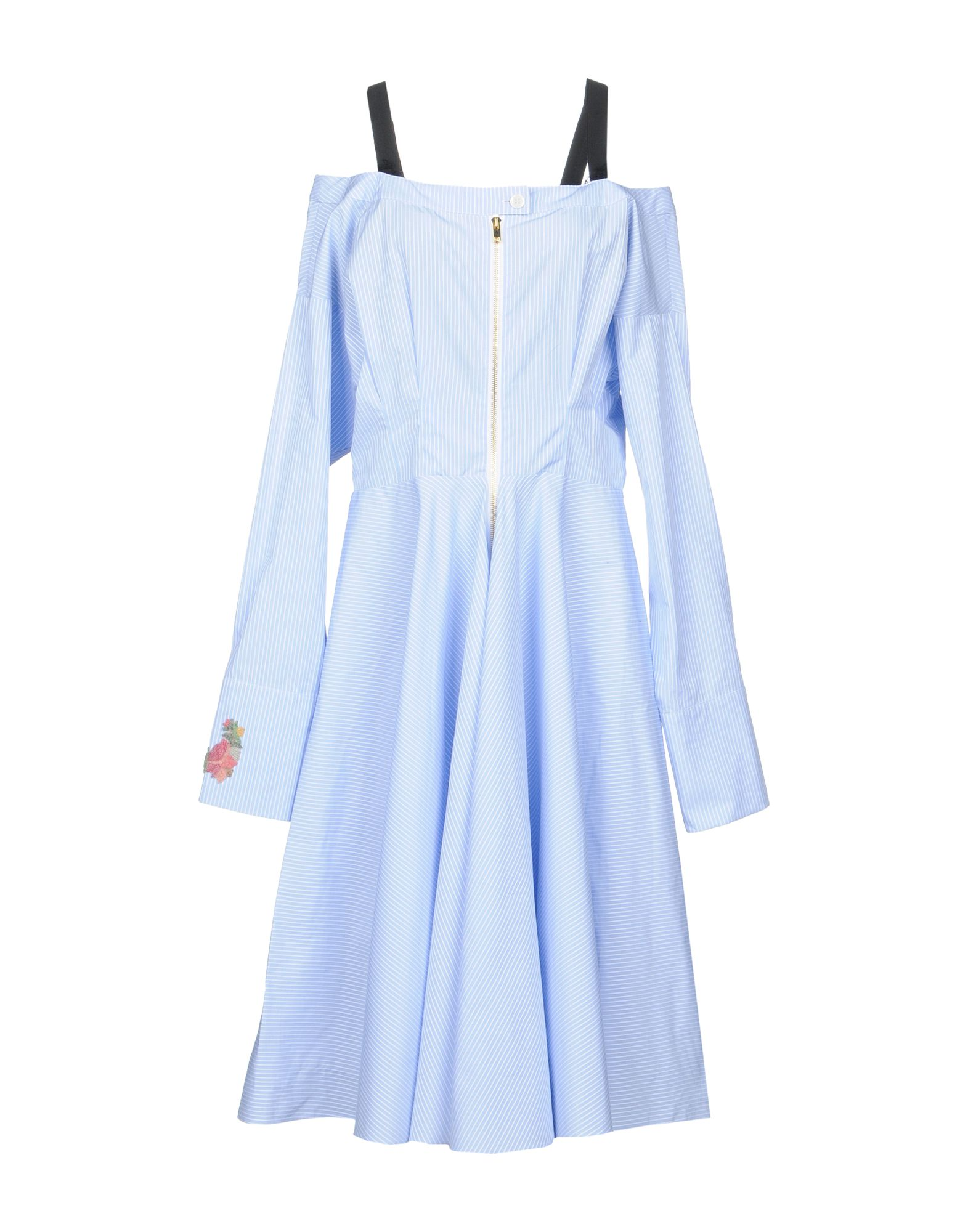 NATASHA ZINKO Платье до колена natasha zinko длинное платье