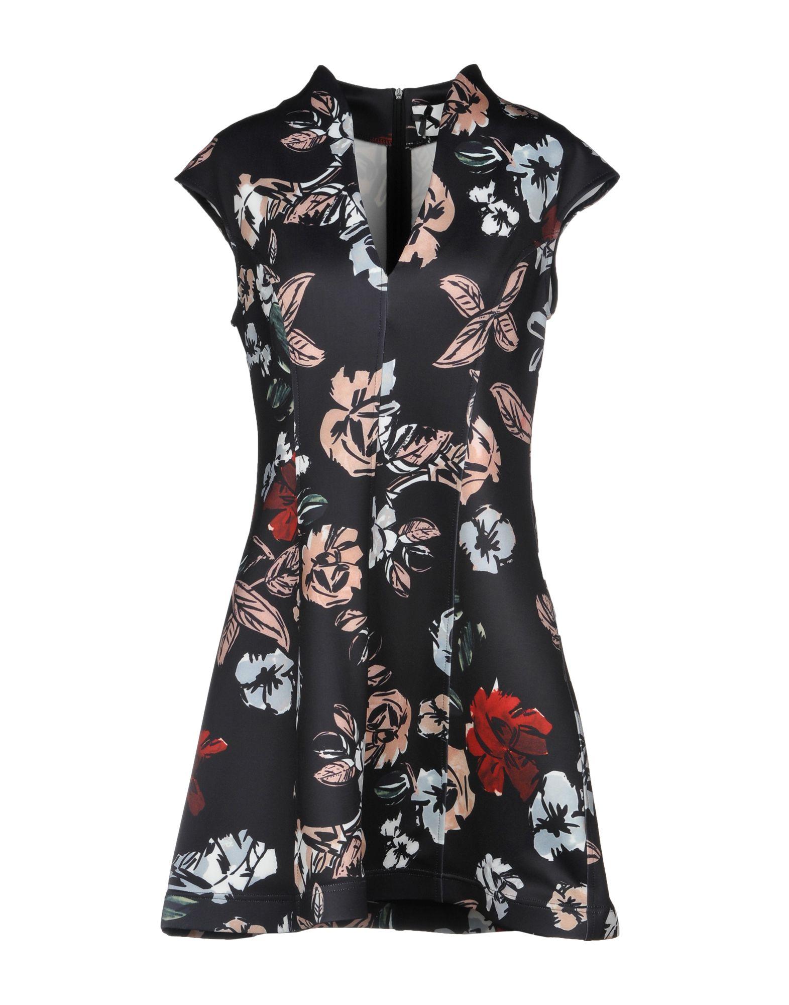 NO SECRETS Короткое платье женское платье no 2015 v vestidos p0542