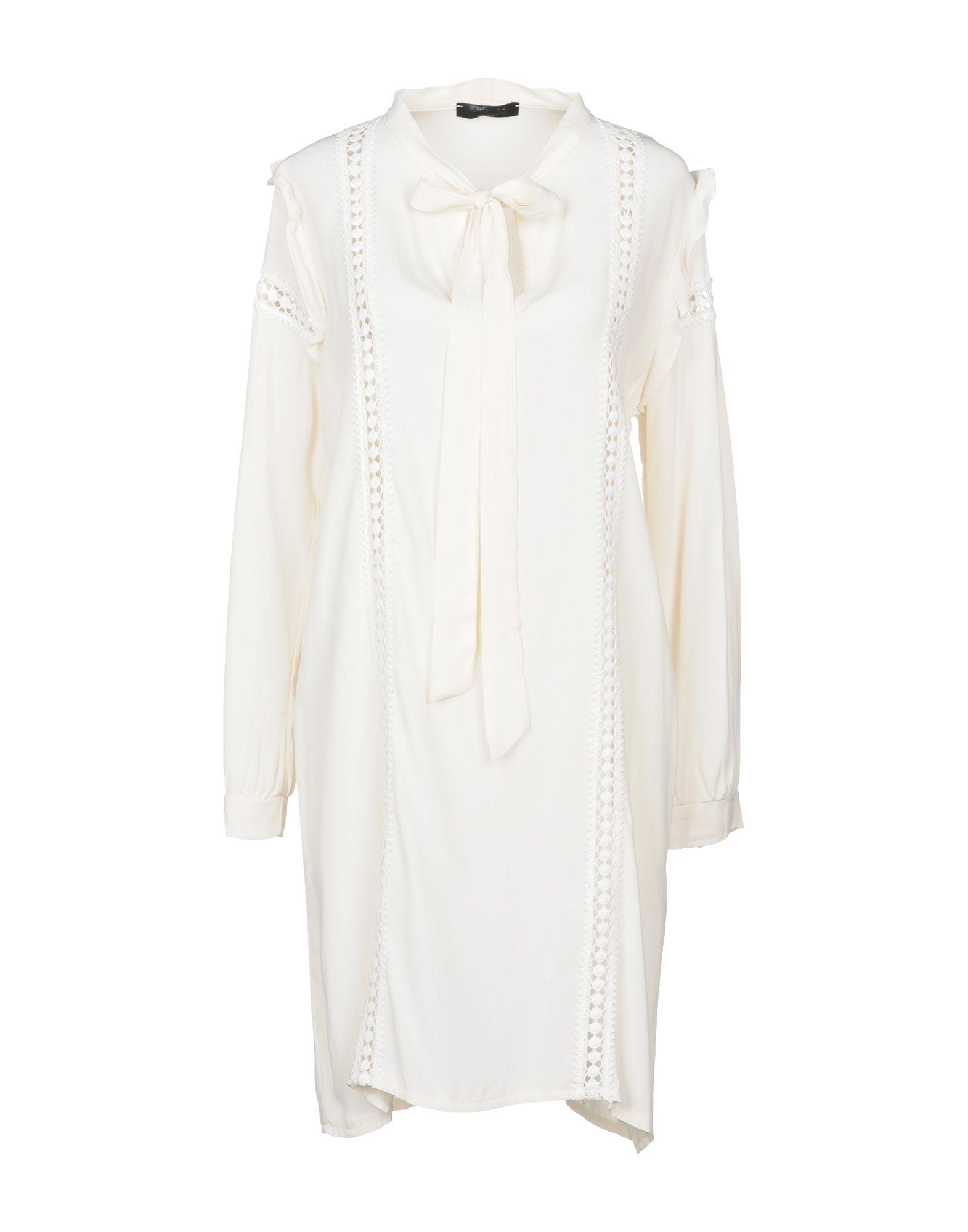 где купить PLEASE Короткое платье по лучшей цене