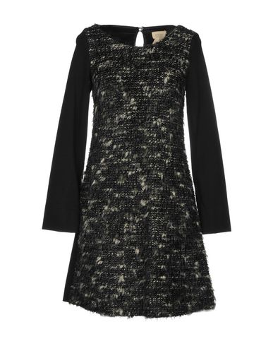 Короткое платье от 120% CASHMERE