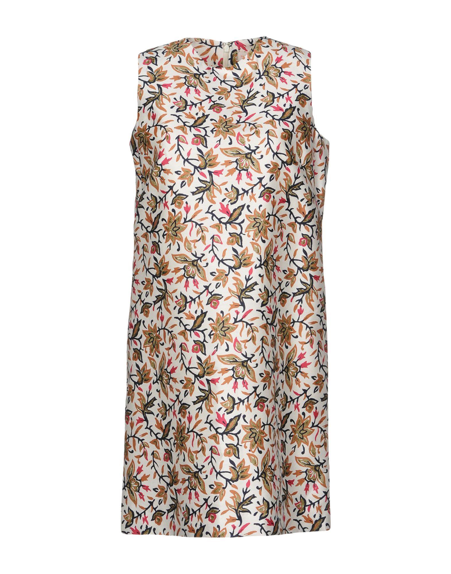 TORY BURCH Короткое платье achillea короткое платье
