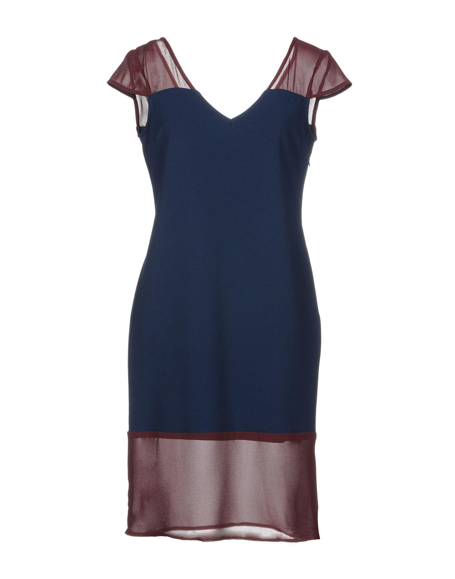 TRUSSARDI JEANS Короткое платье платье