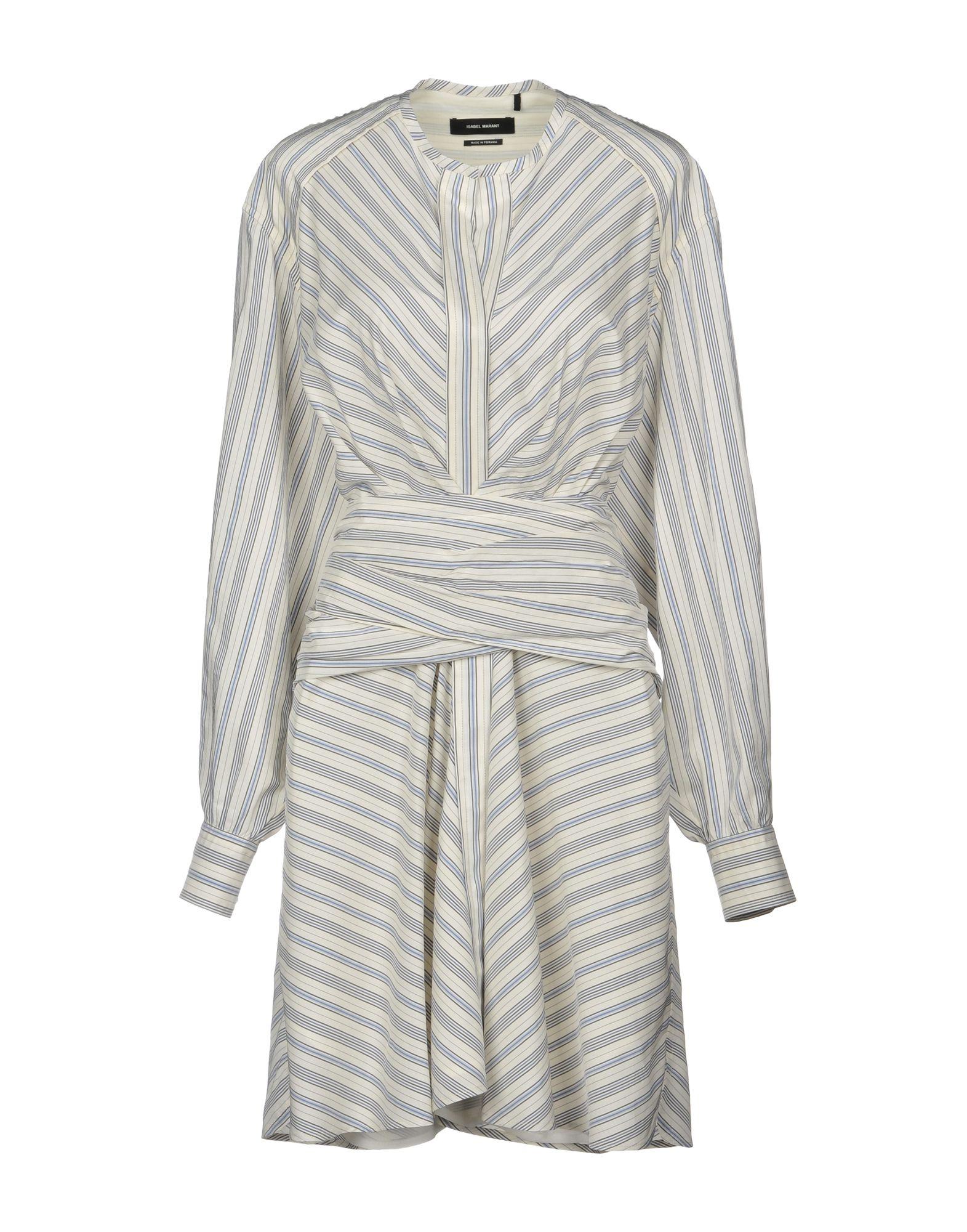 743e698c73 Isabel Marant Short Dress In Ivory   ModeSens