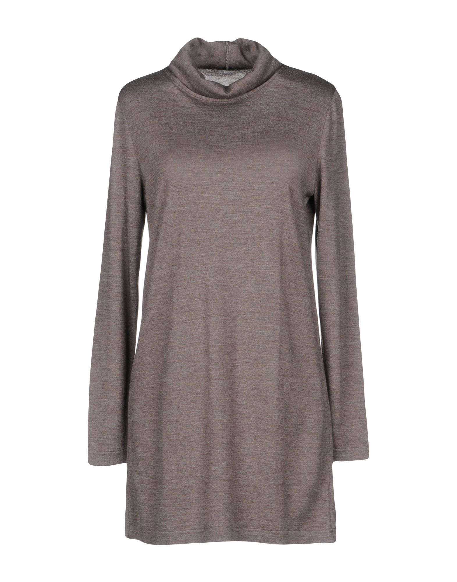 BASE Короткое платье зубр 55400 60