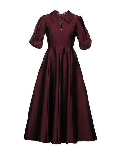 Платье длиной 3/4 от MERCHANT ARCHIVE