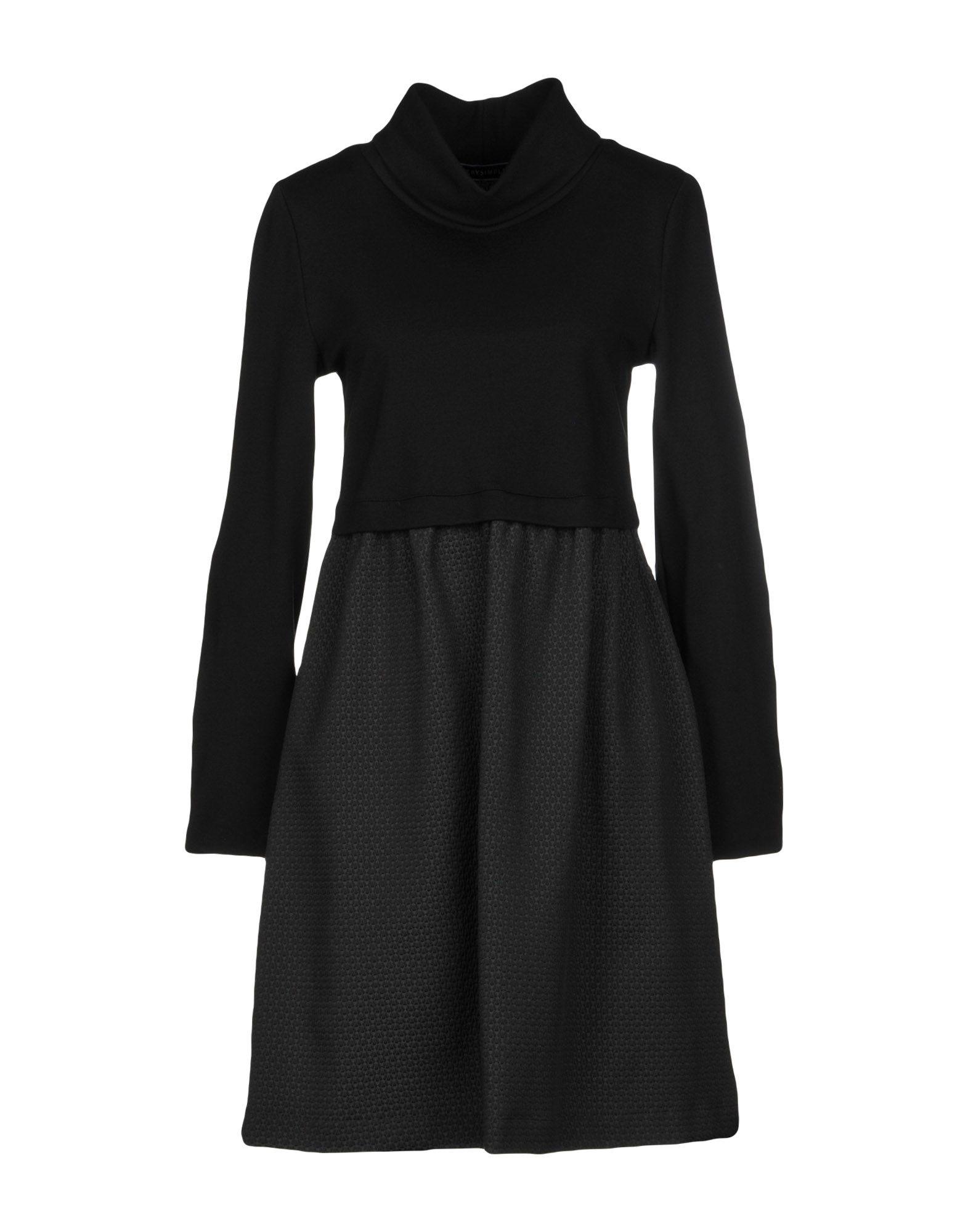 VERYSIMPLE Короткое платье цена 2017
