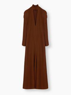 Column dress