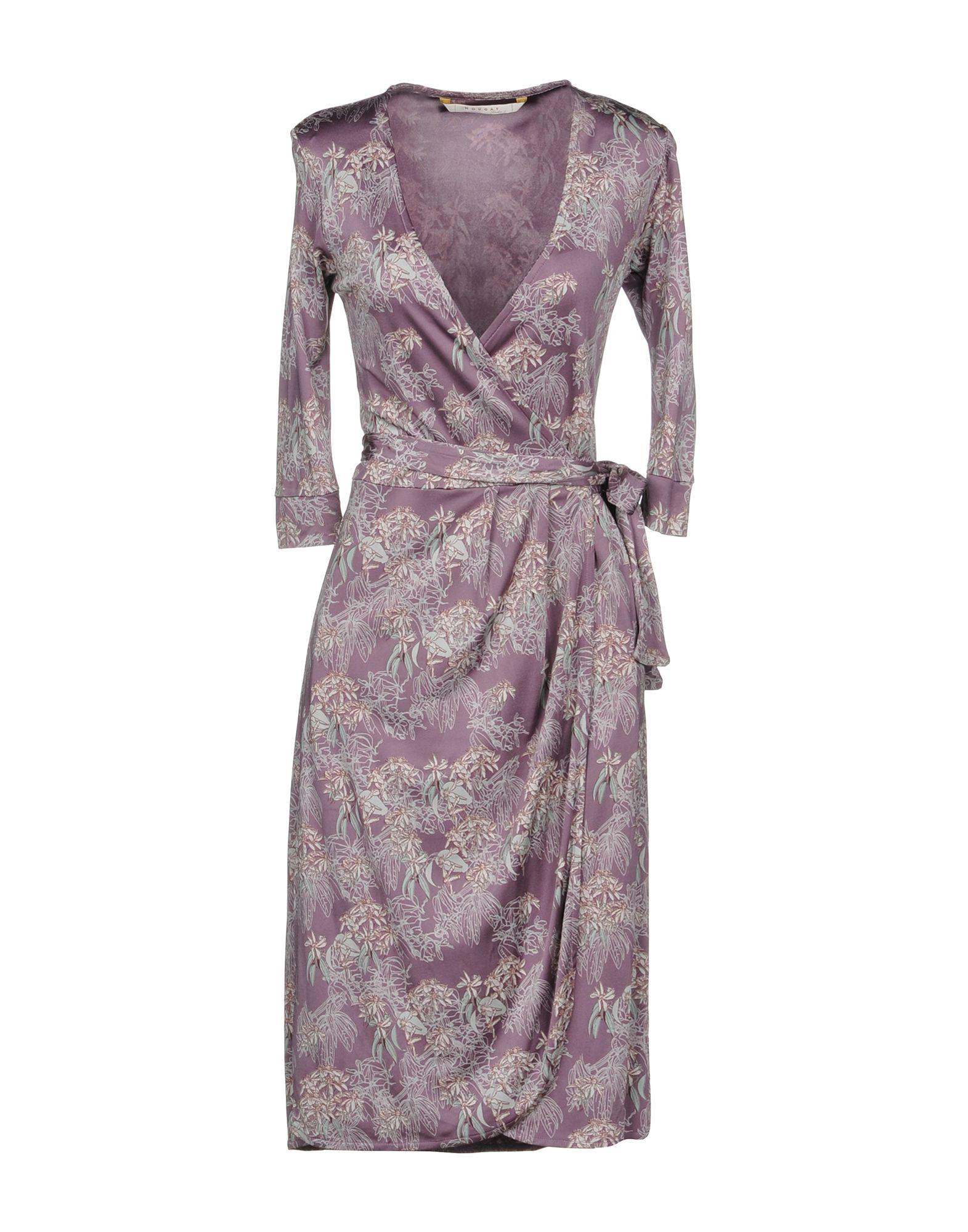NOUGAT LONDON Платье до колена nougat london
