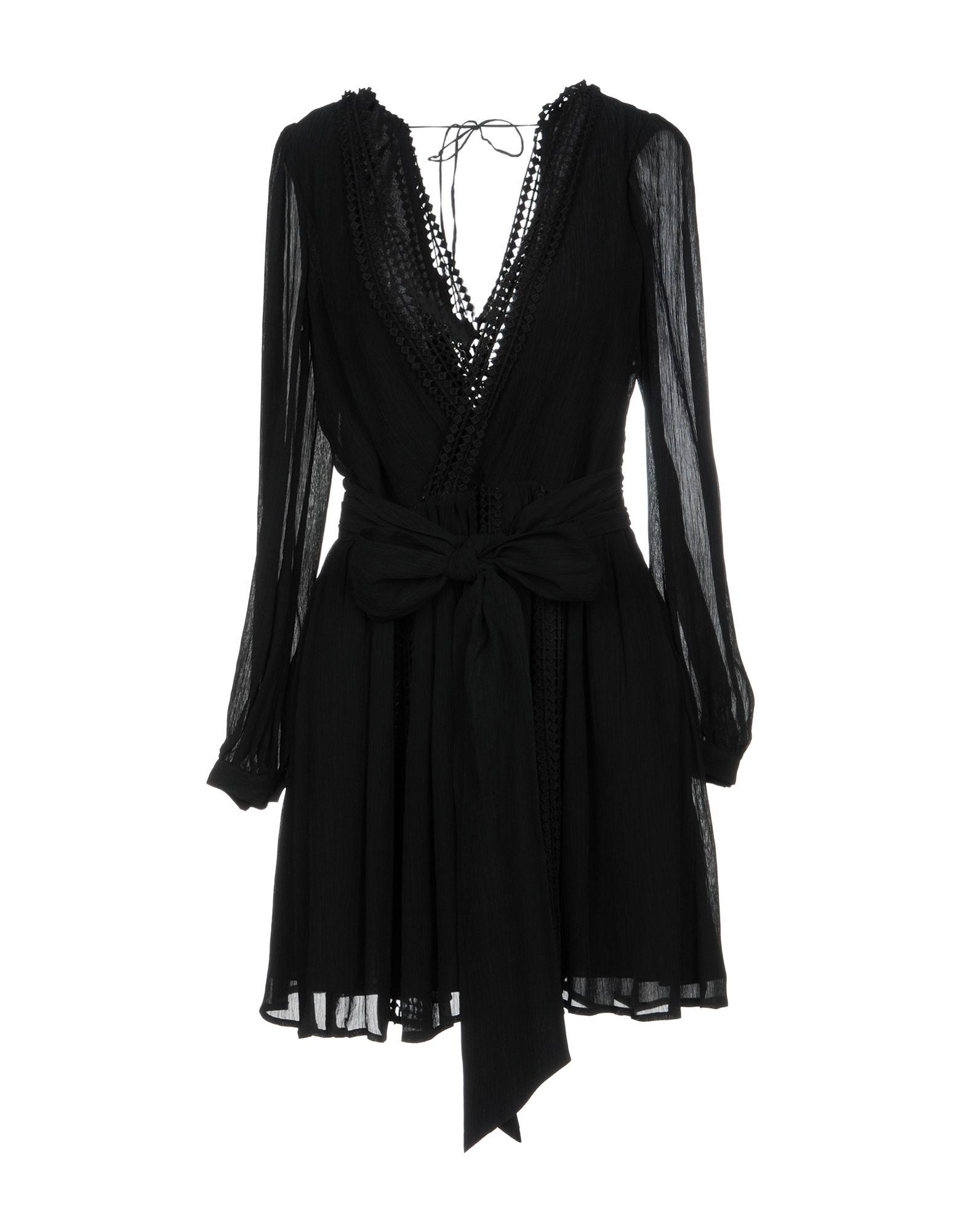 где купить REBECCA MINKOFF Короткое платье по лучшей цене
