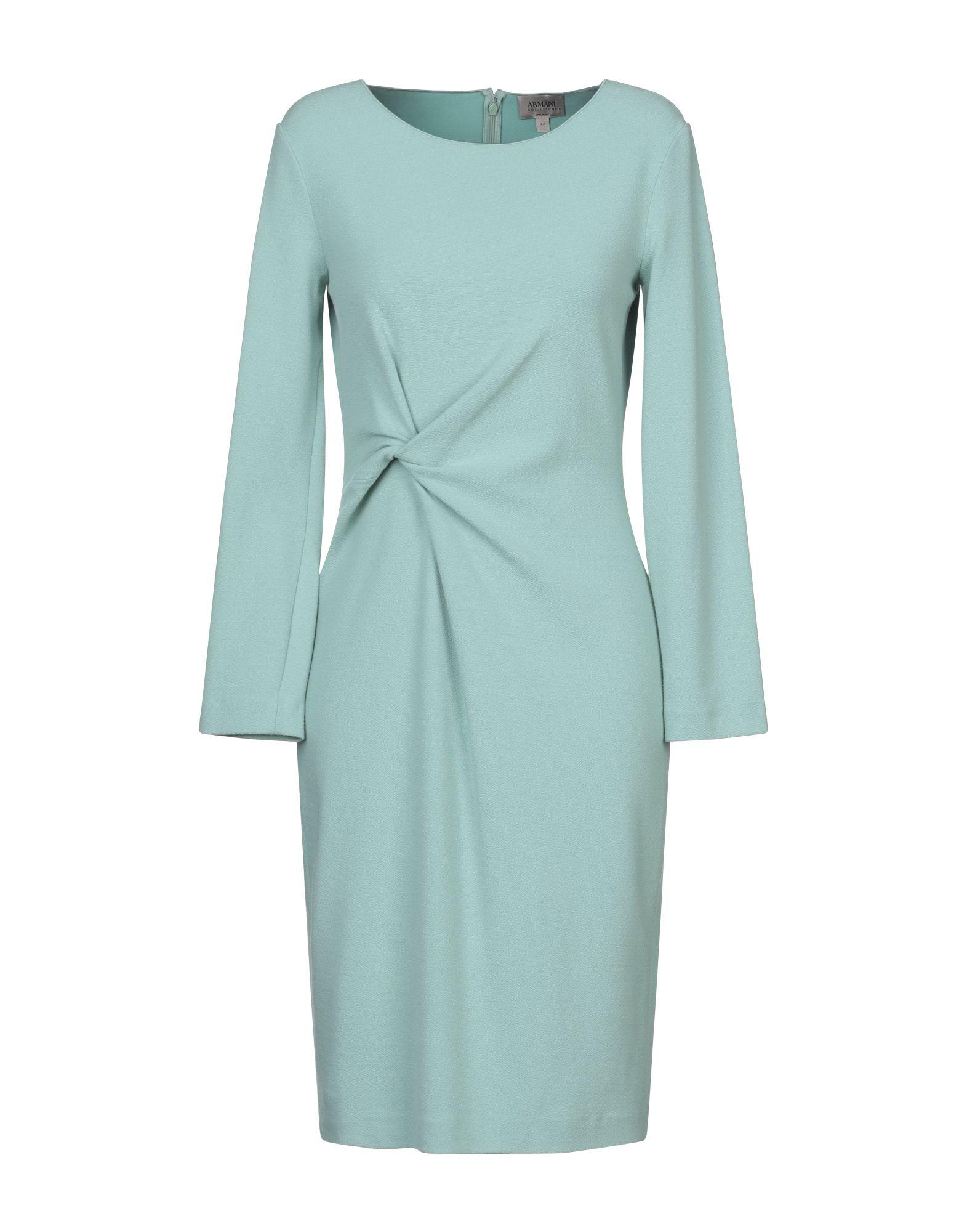 ARMANI COLLEZIONI Короткое платье платье laskany collezioni