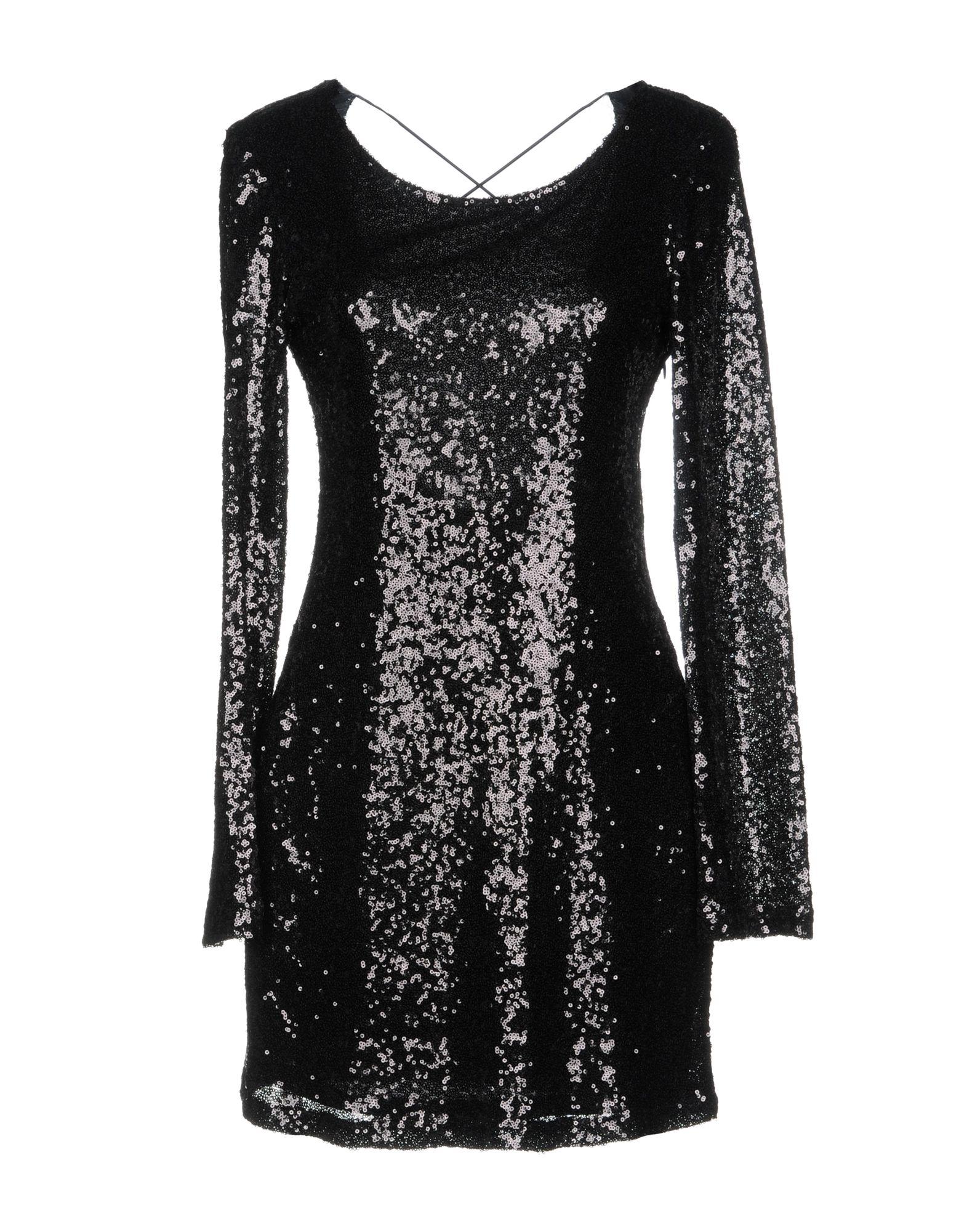 MAISON DIX Короткое платье цена 2017